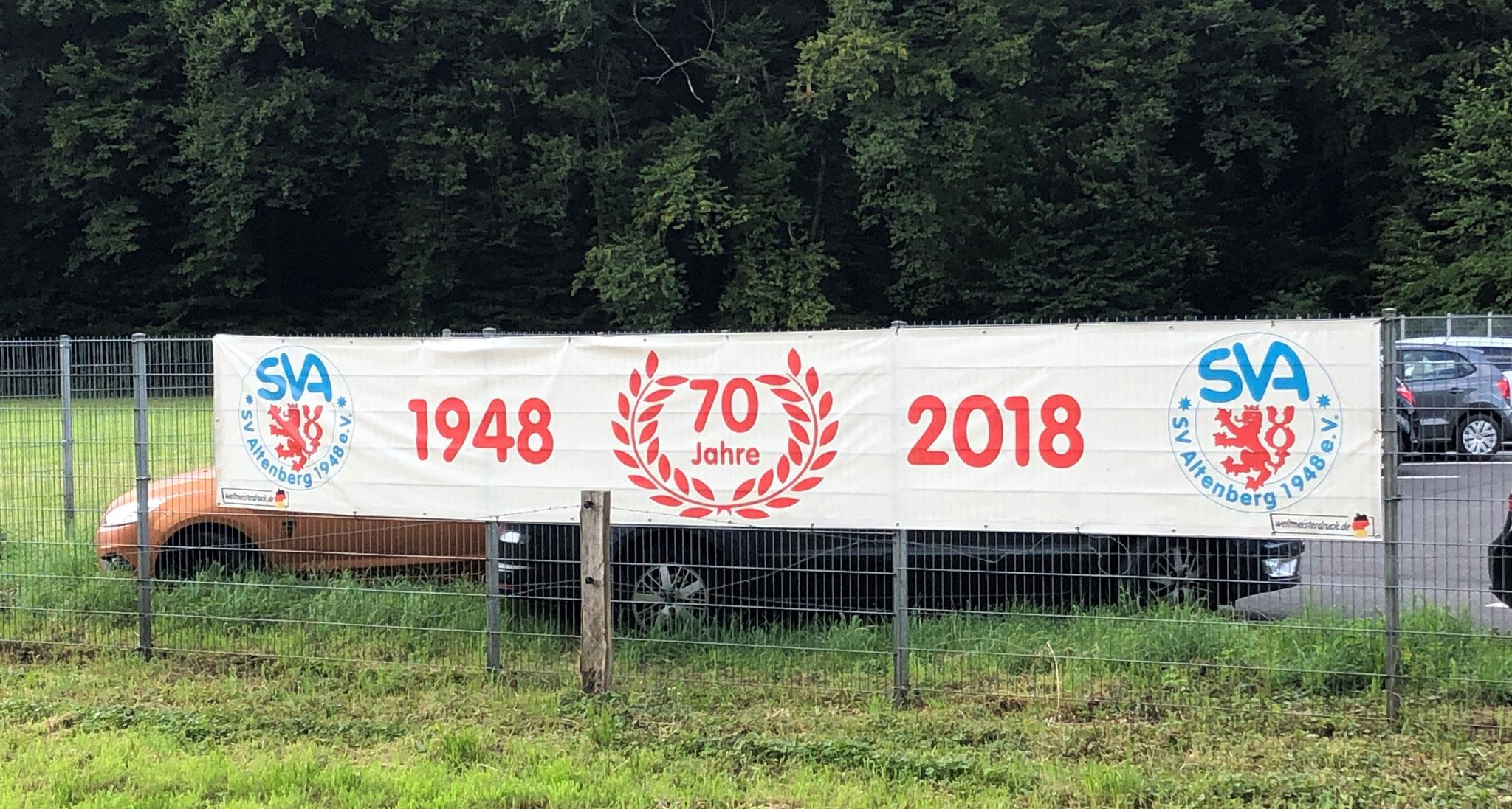 70 Jahre.....