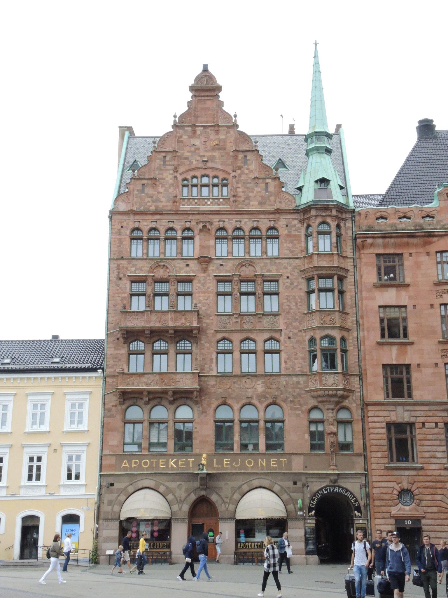 älteste Apotheke von Malmö