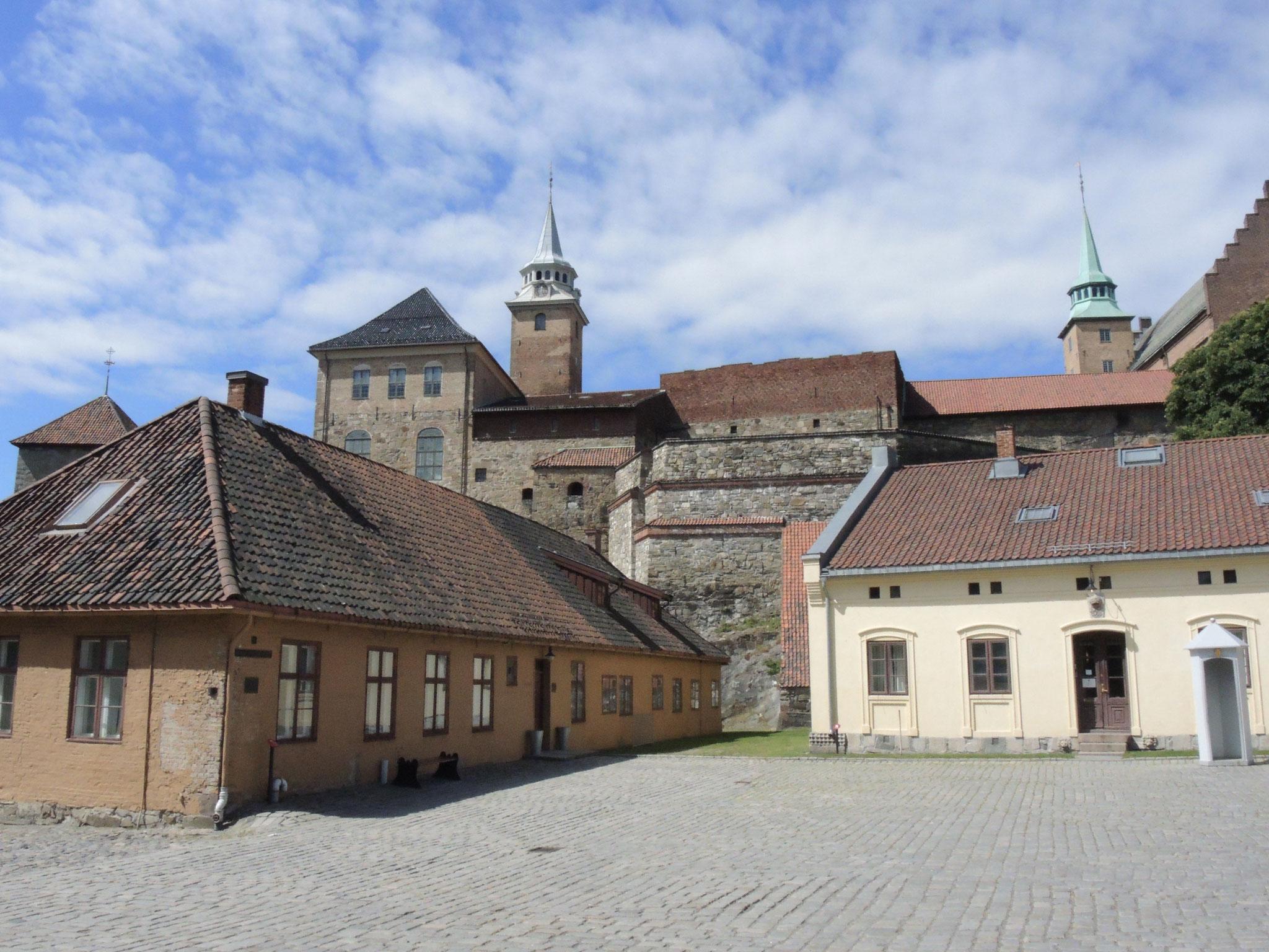 Oslos Castel