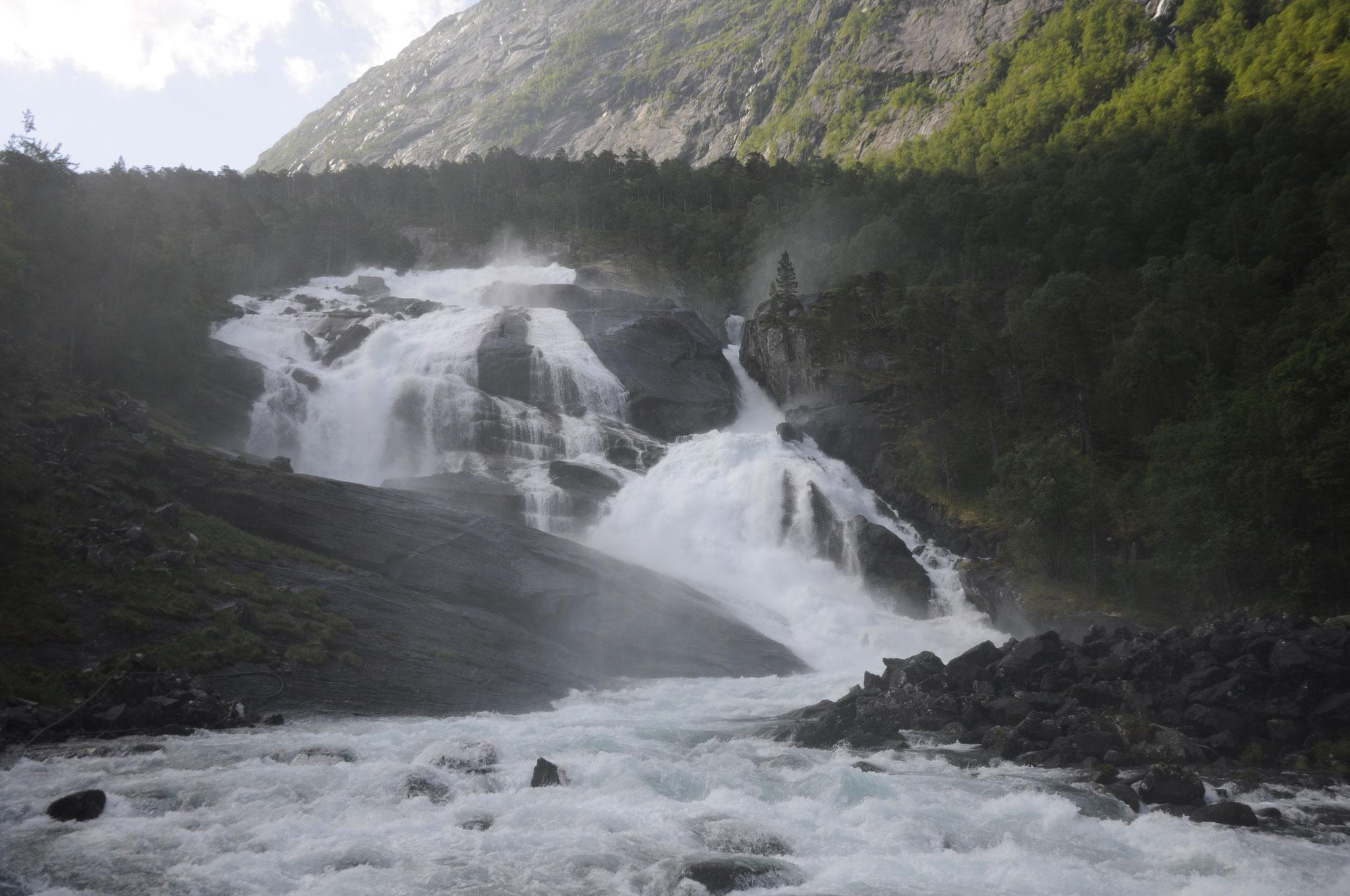 Wasserfall Nr. 1