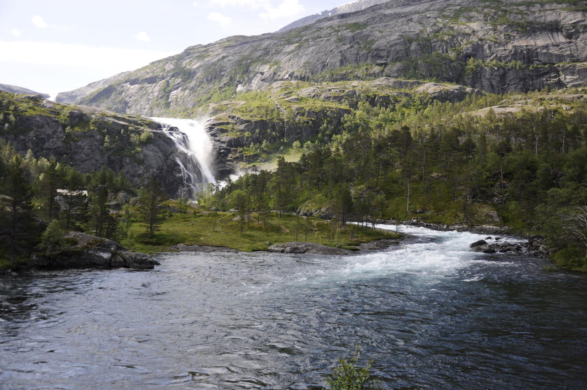 Wasserfall Nr. 3
