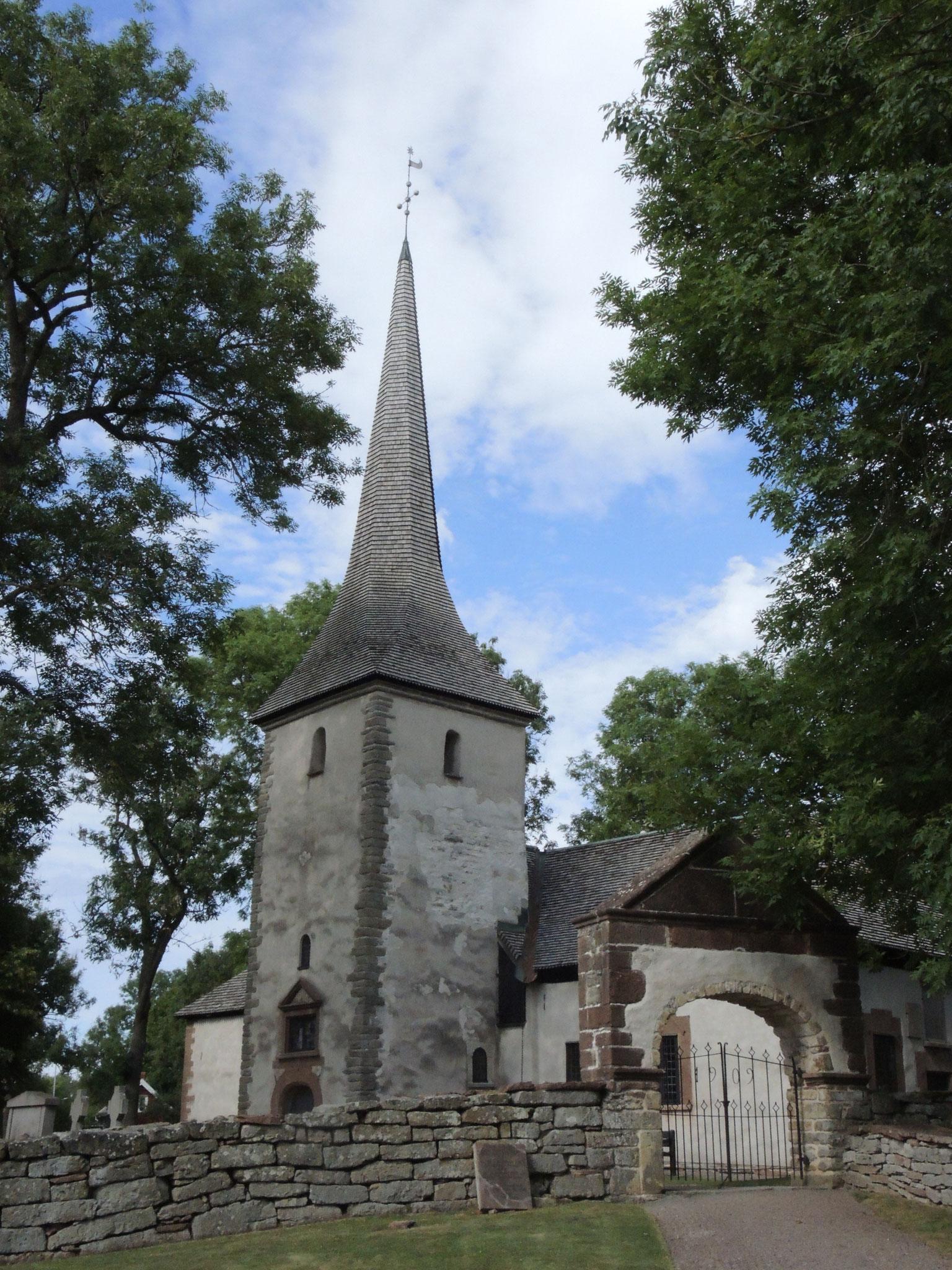 Kirche von Västerplana