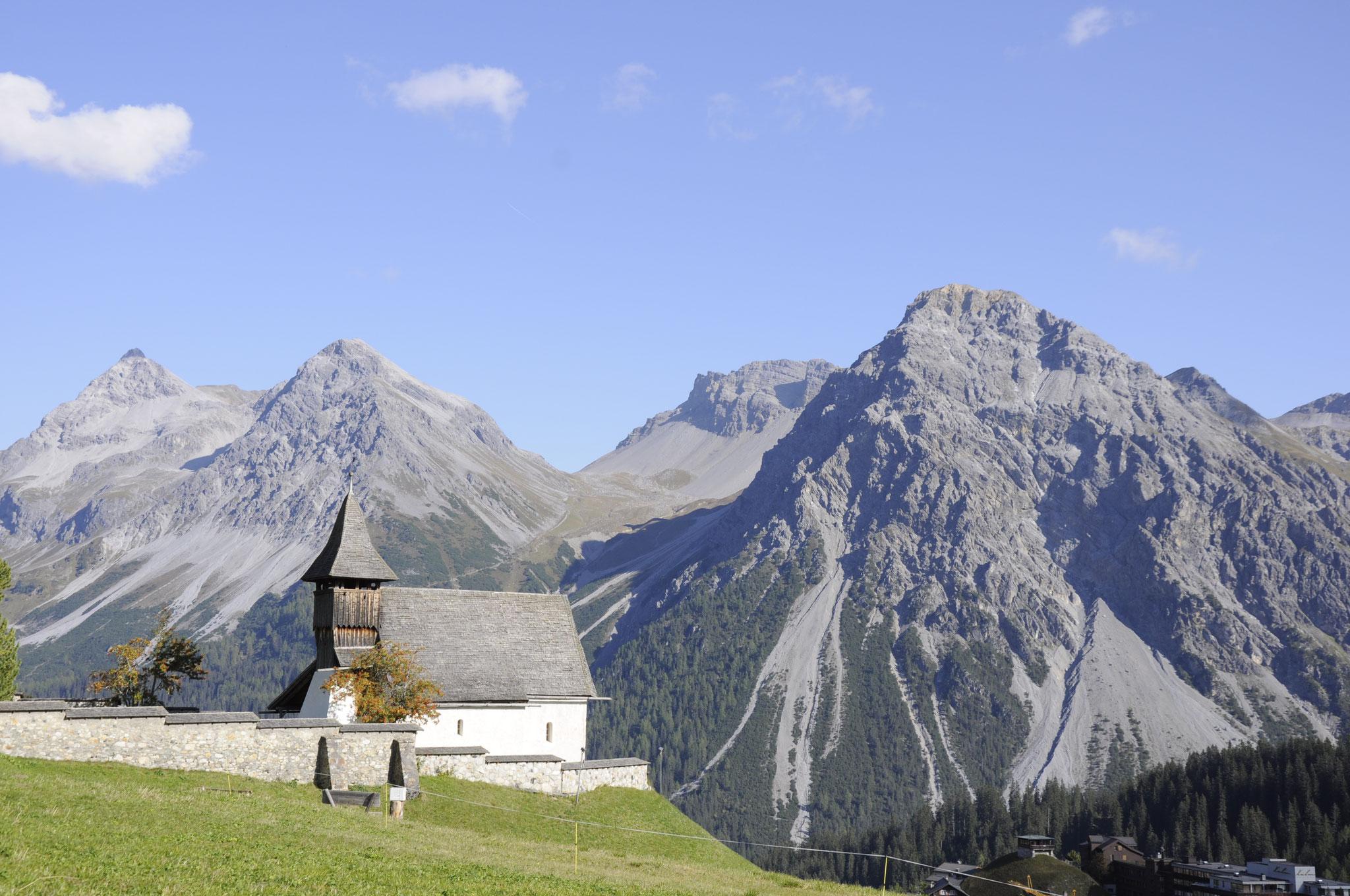 Bergkirchli