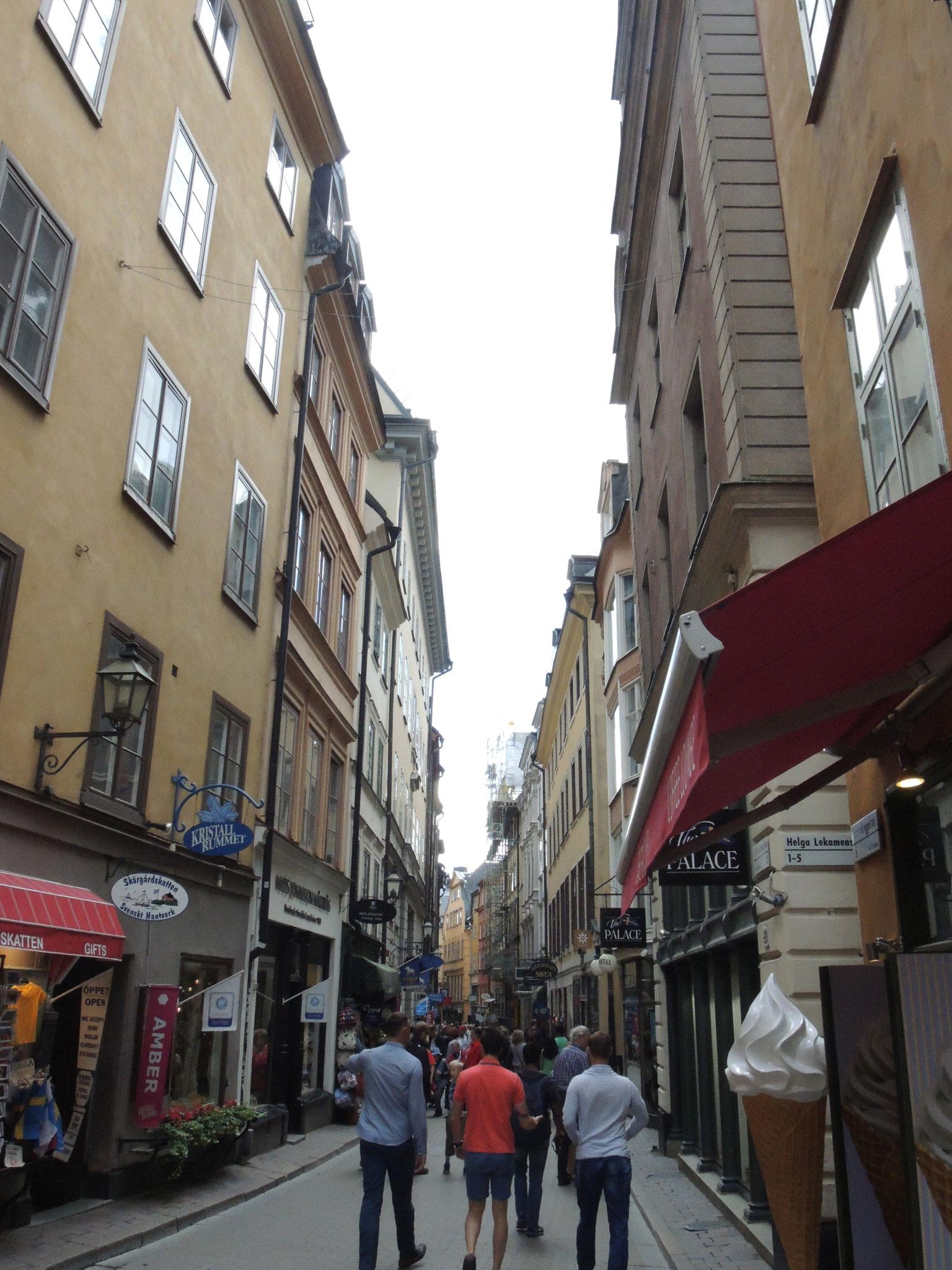 Gamlan Stan (Altstadt)