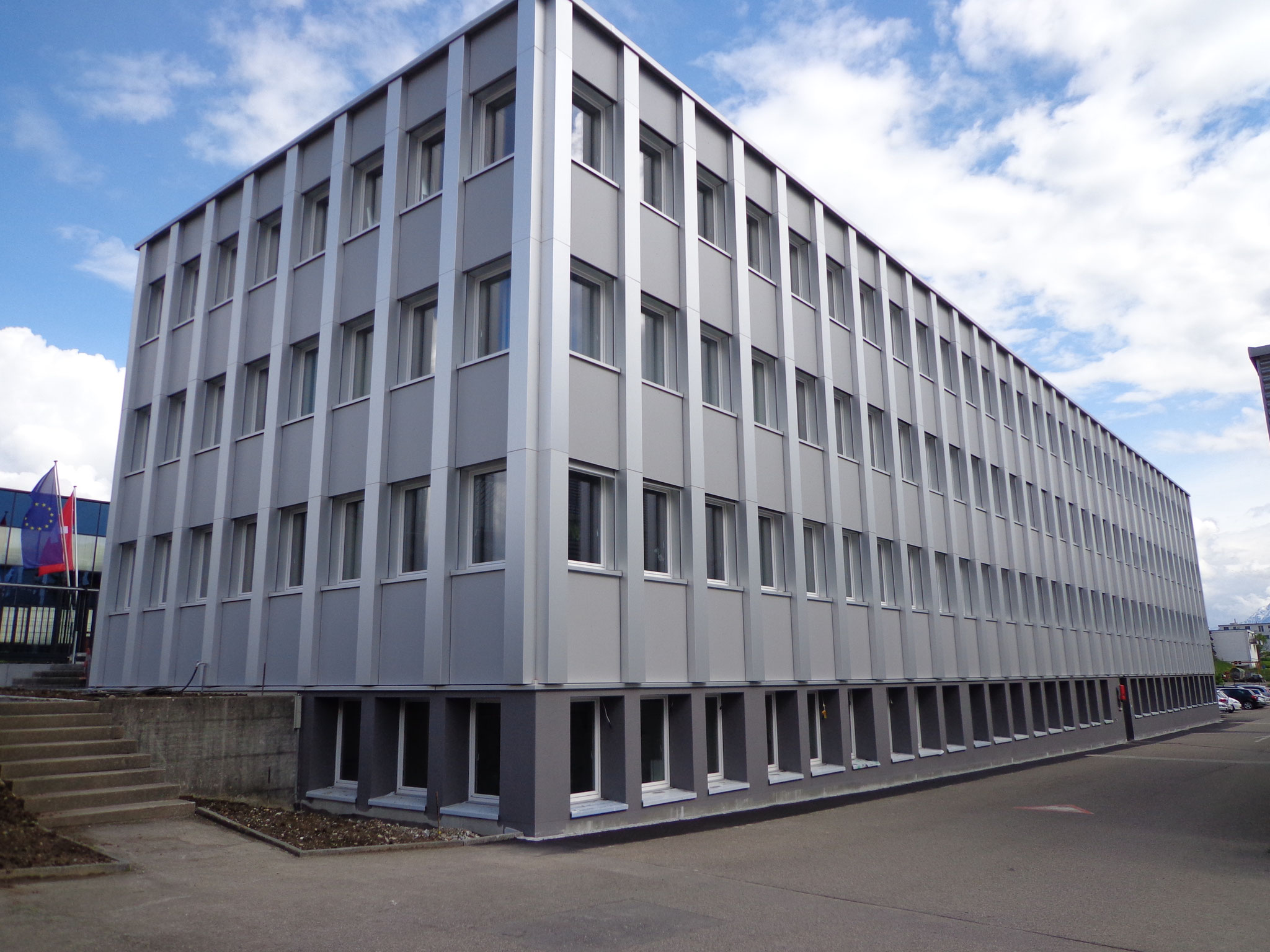 Biral Bürogebäude, Münsingen