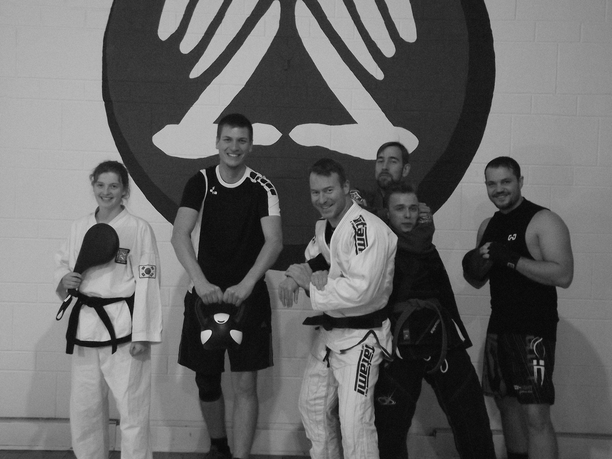 Unser Trainer Team in Schleswig