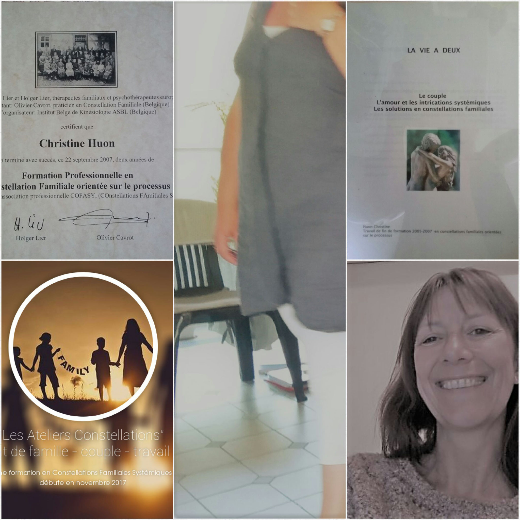 Christine Huon - Constellatrice & Formatrice