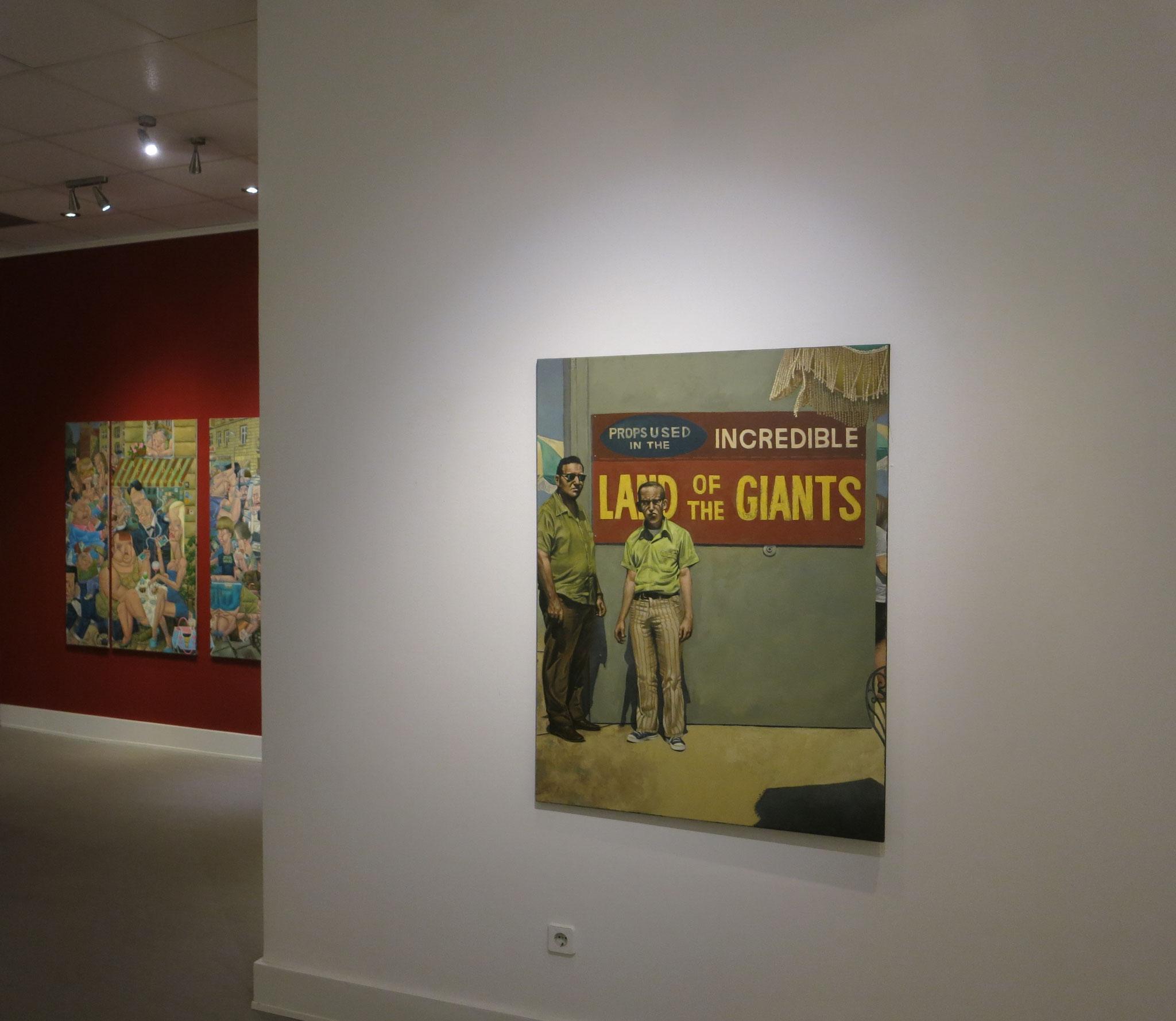 Galerie Friedmann-Hahn, Berlin, Januar 2018