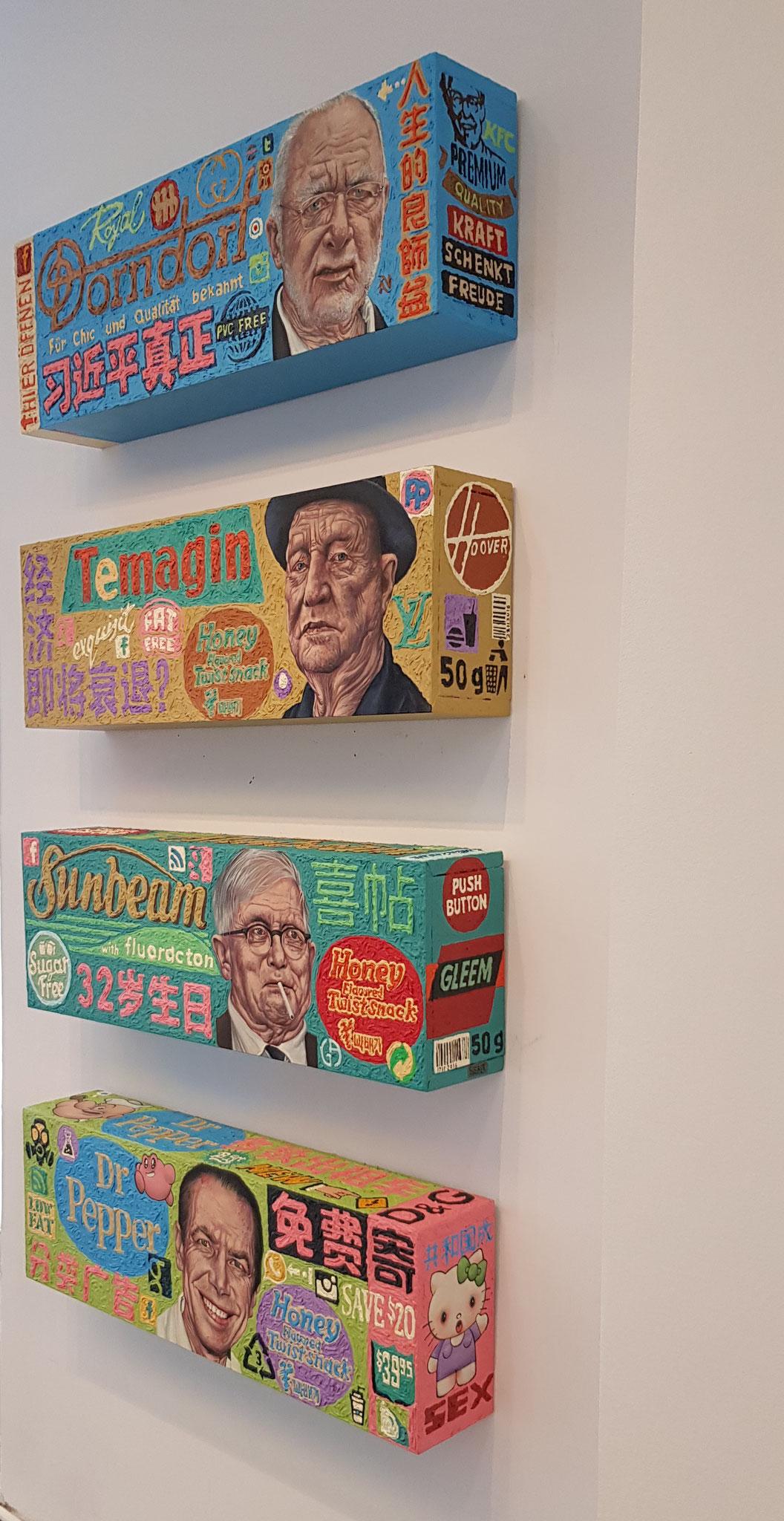 Galerie Friedmann-Hahn, Berlin, Mai 2018