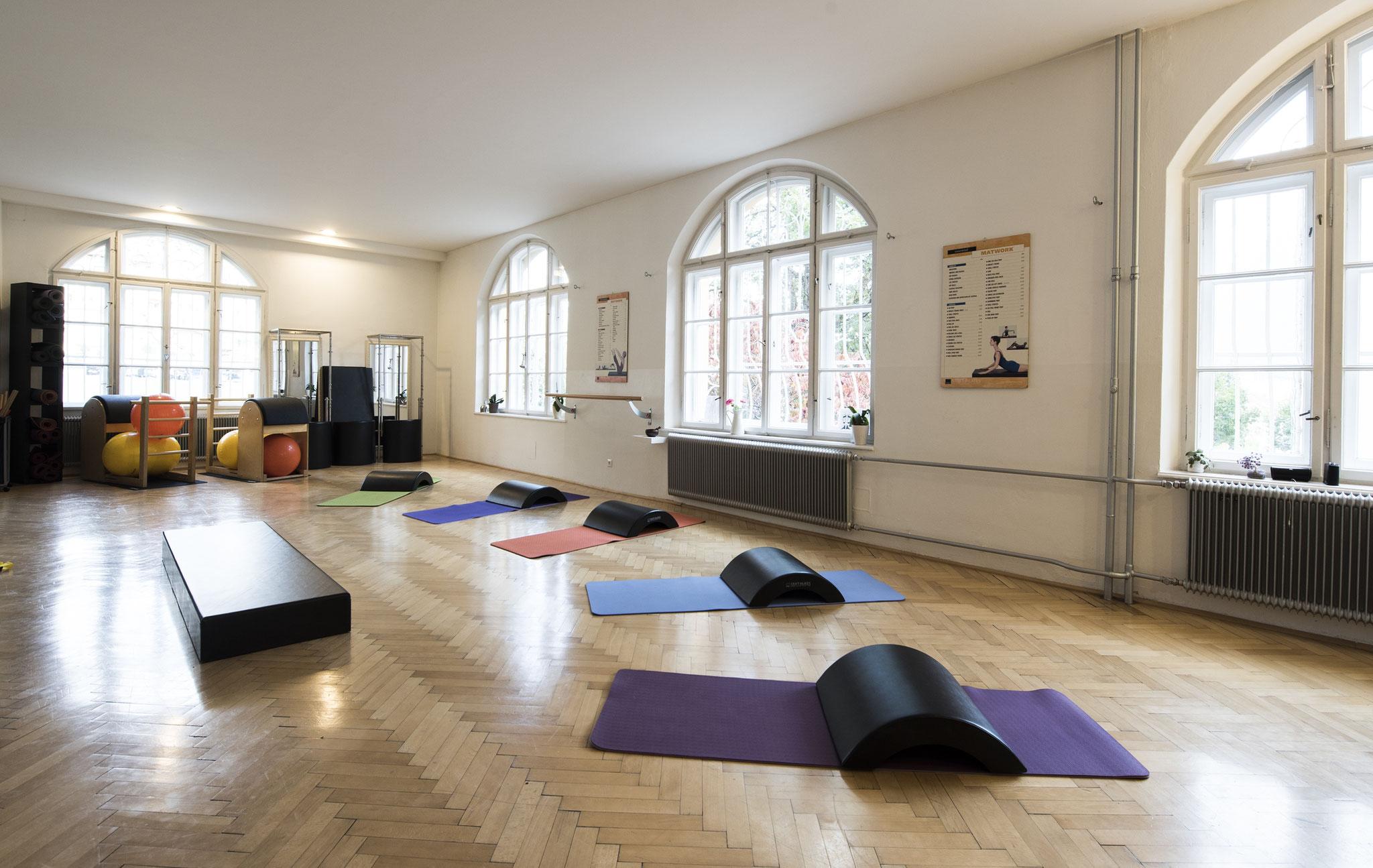 Bewegungsraum  Pilates-Zentrum Telfs