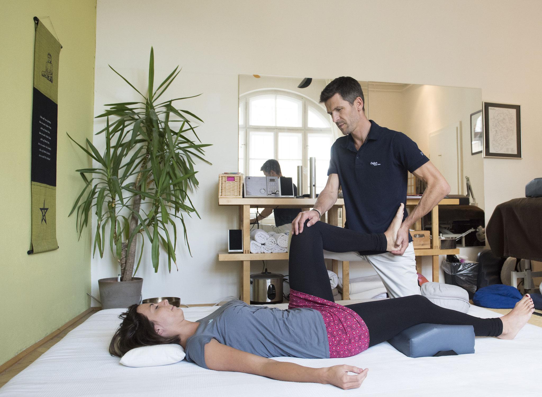 Shiatsuraum Pilates-Zentrum Telfs