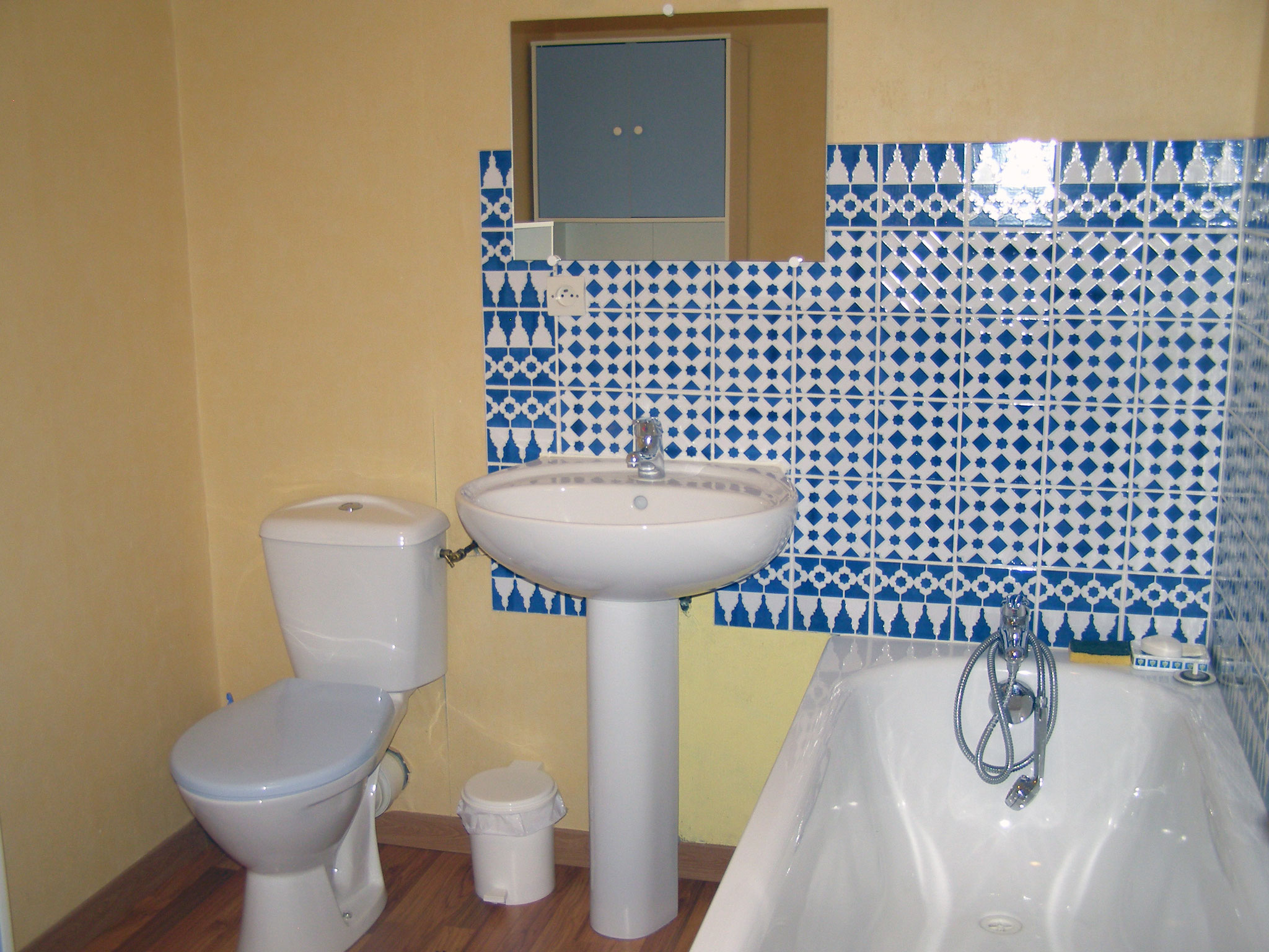 Salle-de-bain étage