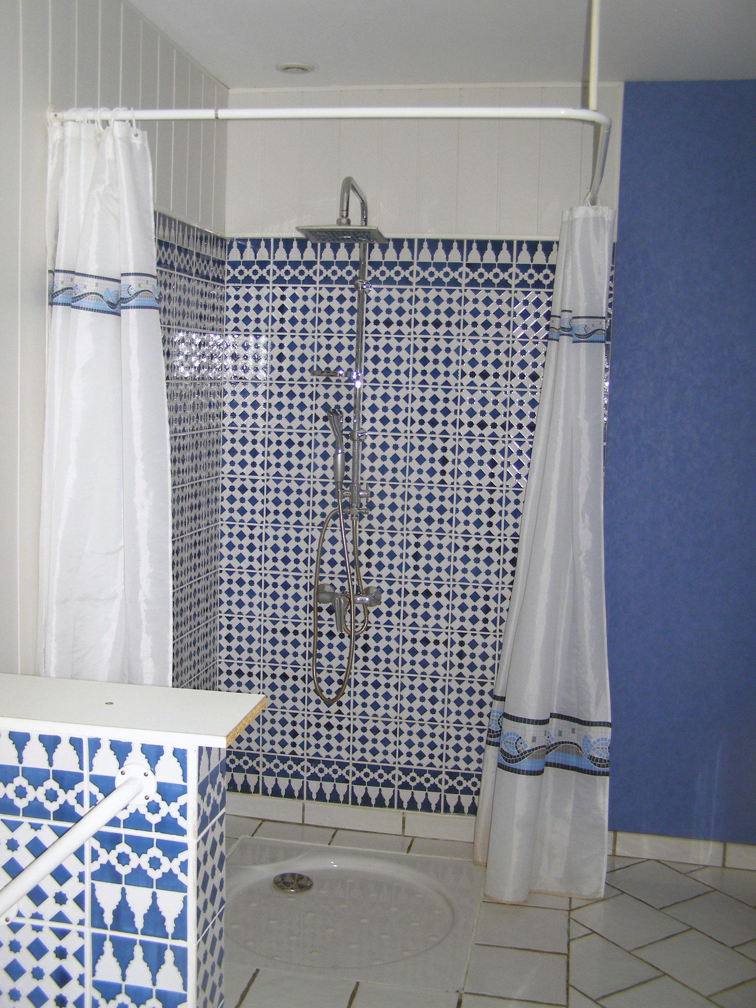 Salle-de-bain rez-de-Chaussée