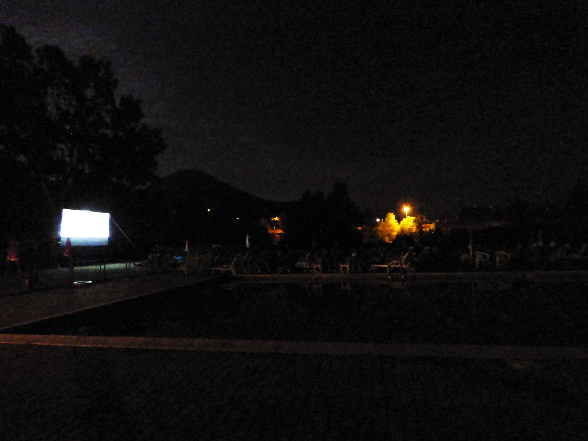 Piscina comunale Perino – Cinema sotto Le Stelle – 31 luglio