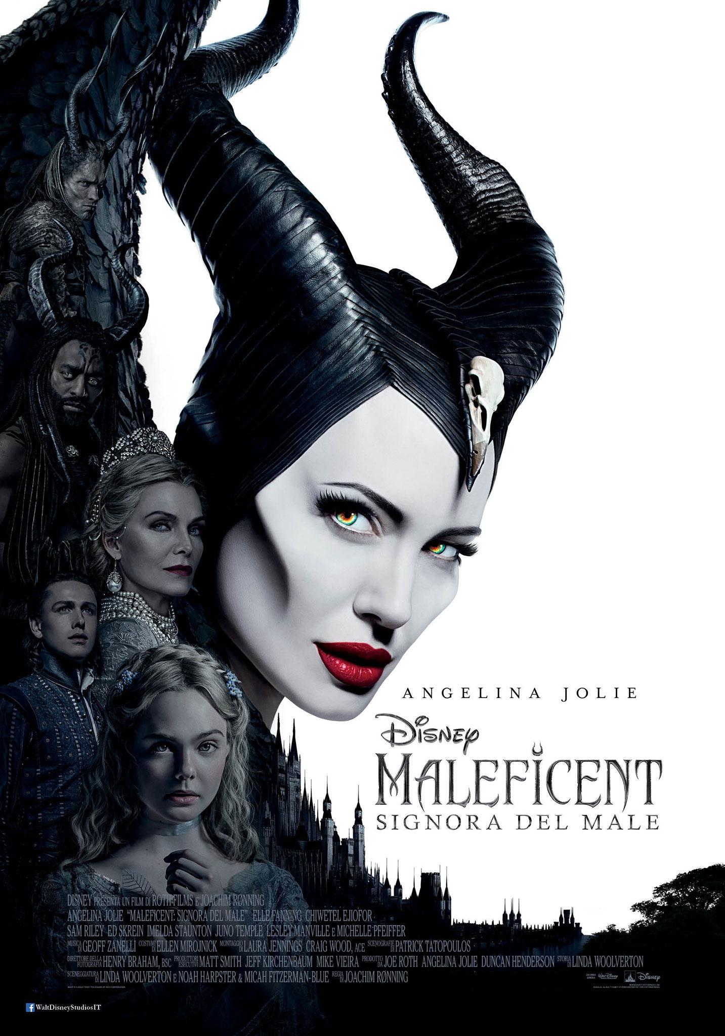 MALEFICENT 2 SIGNORA DEL MALE sabato 26: ore 16:30 – 18:30  domenica 27: ore 16:30 sabato 2: ore 18:30  domenica 3: ore 16:30 – 18:30 #Maleficent
