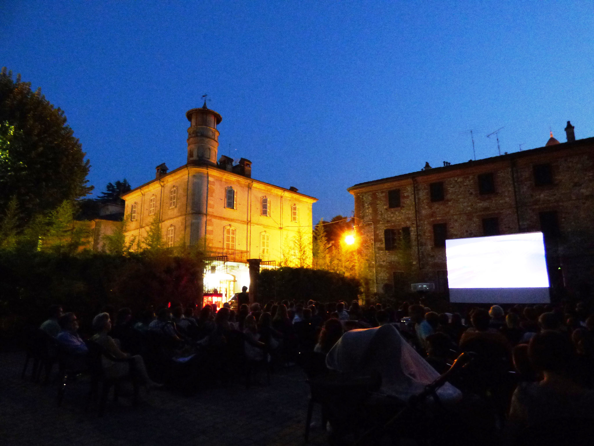 Cinema sotto le stelle a Rivergaro 21 luglio 2016
