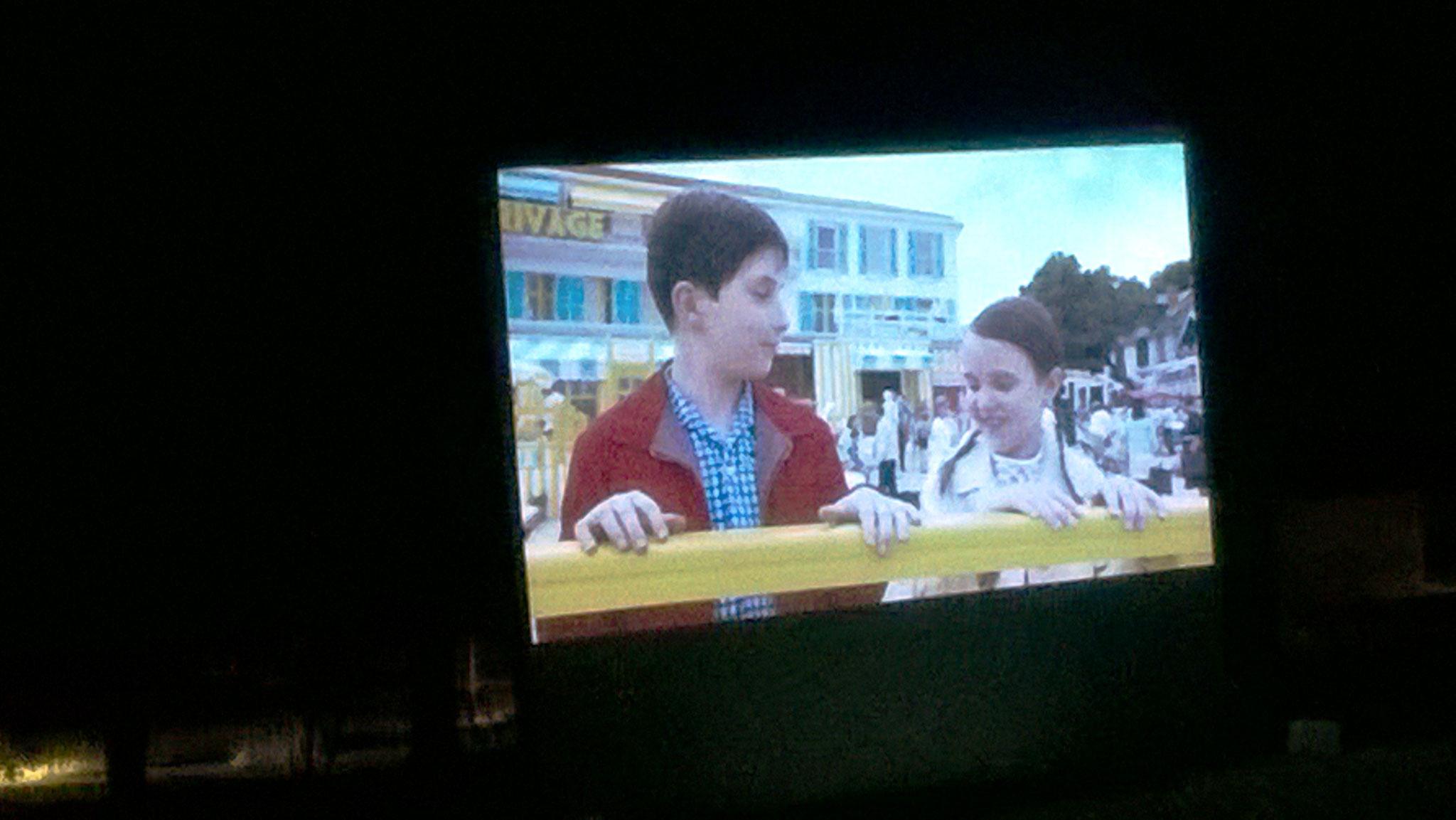 cinema sotto le stelle - parco archeologico di Travo 29 agosto
