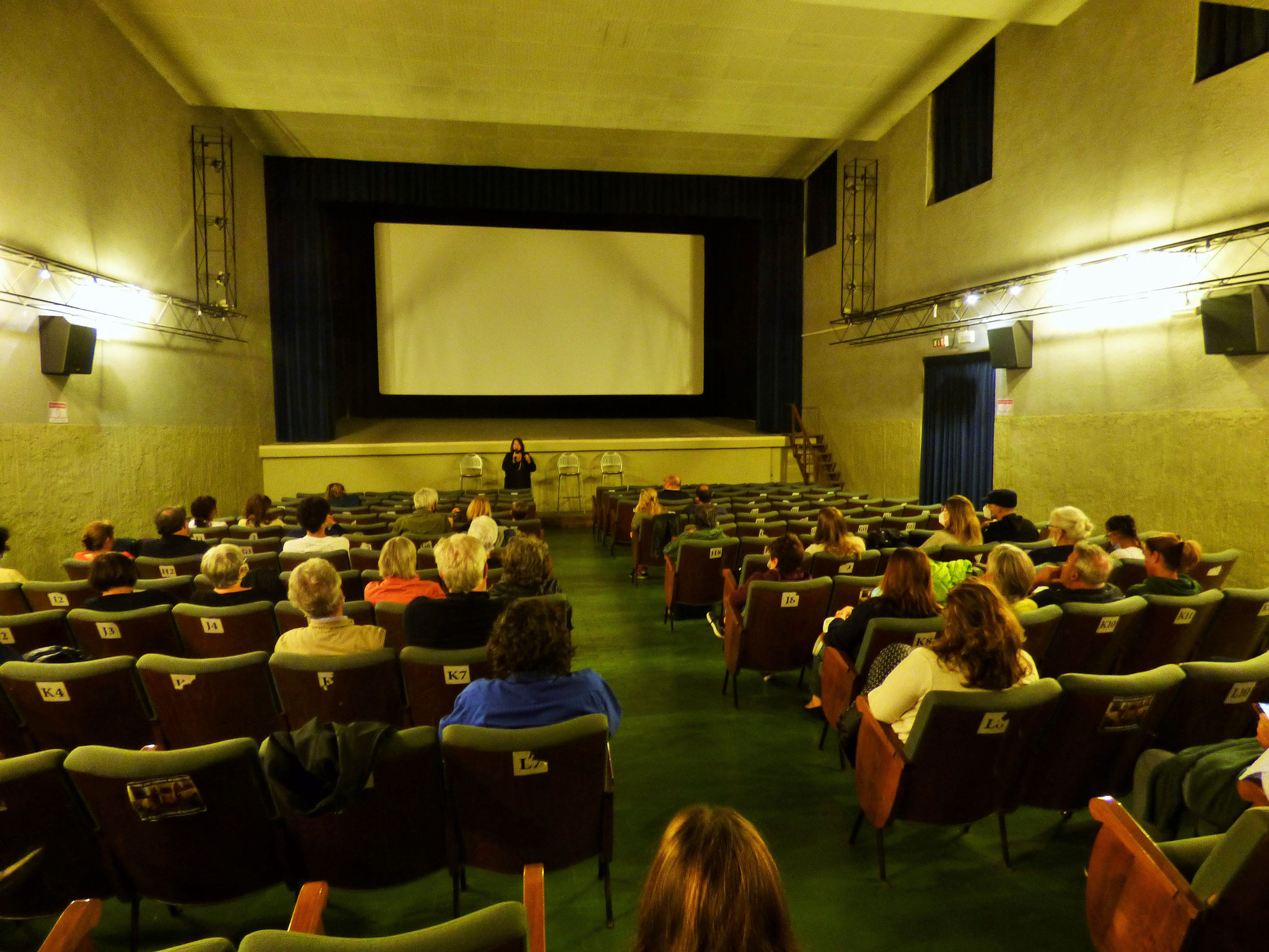Cinema Le Grazie Bobbio FELLINI DEGLI SPIRITI Lunedì 31: ore 21:15 – serata evento con la partecipazione di Lella Ravasi Bellocchio #FelliniDegliSpiriti