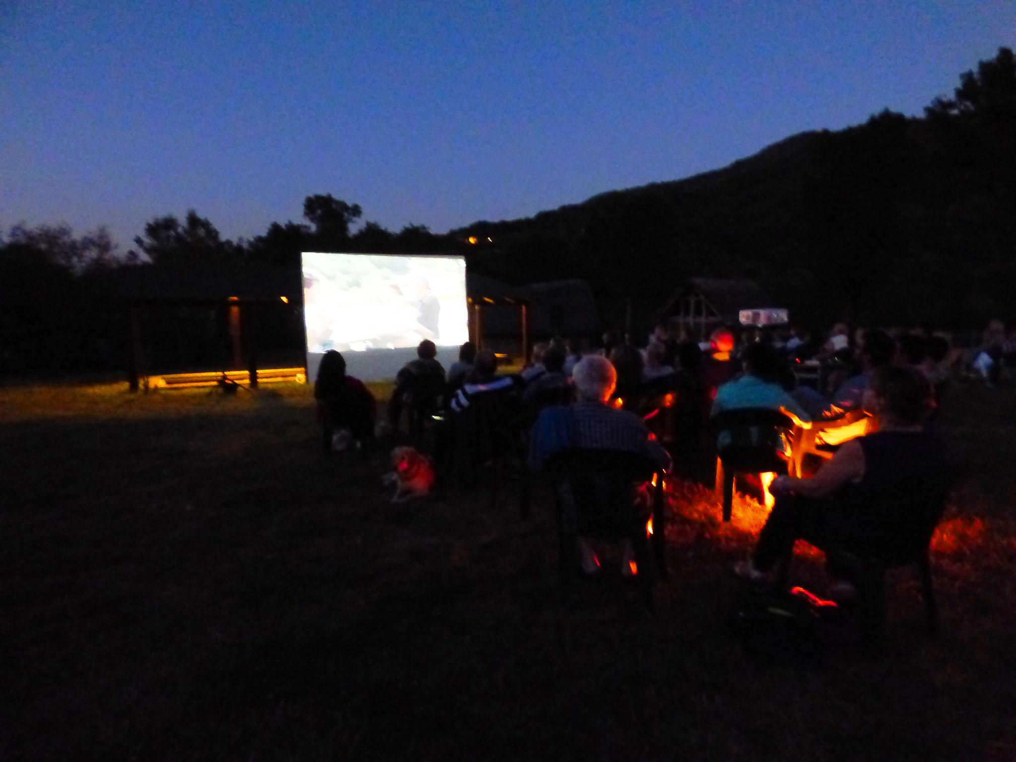 Travo 18 luglio - cinema sotto le stelle al parco archeologico