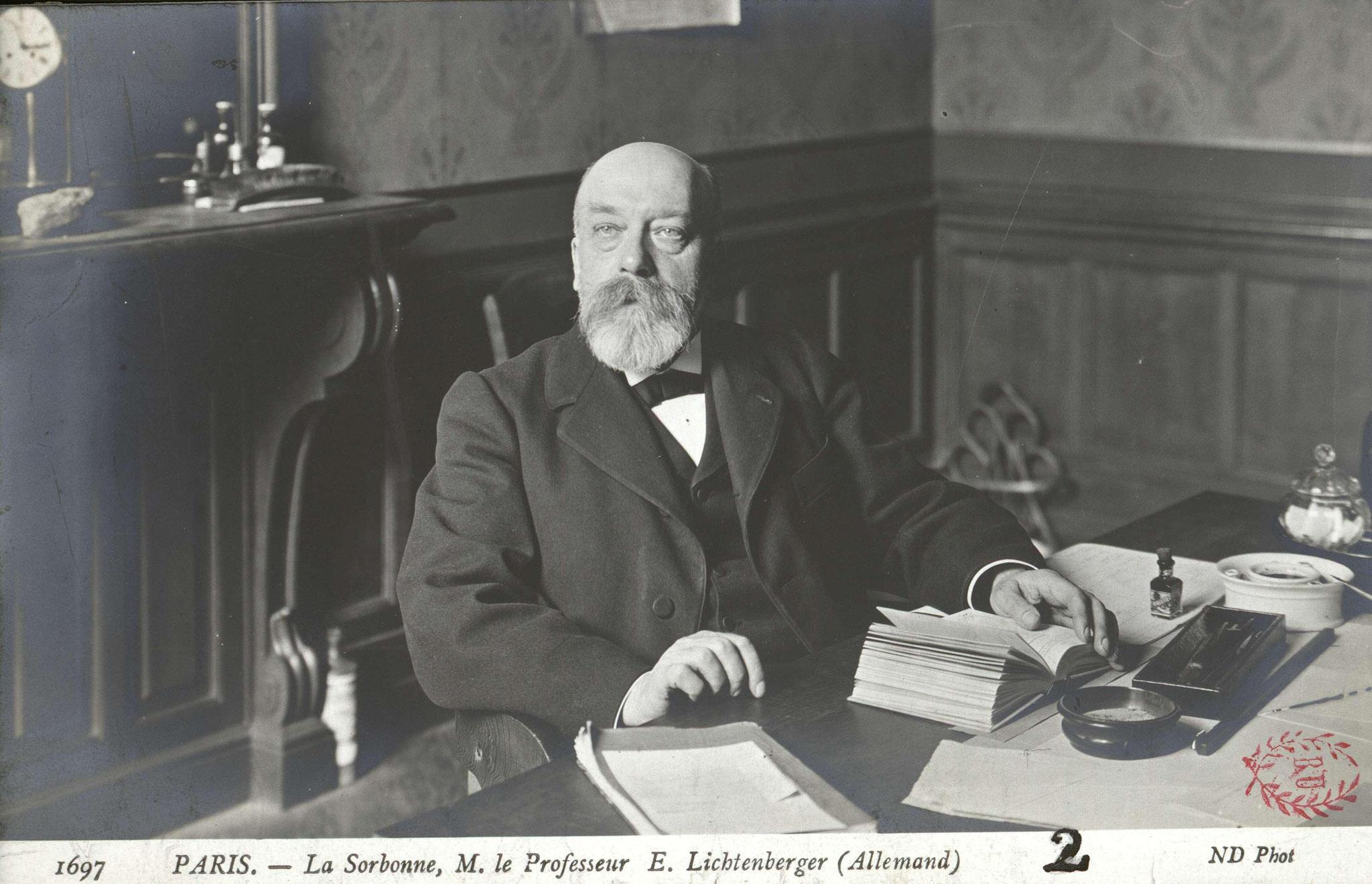 Henri Lichtenberger