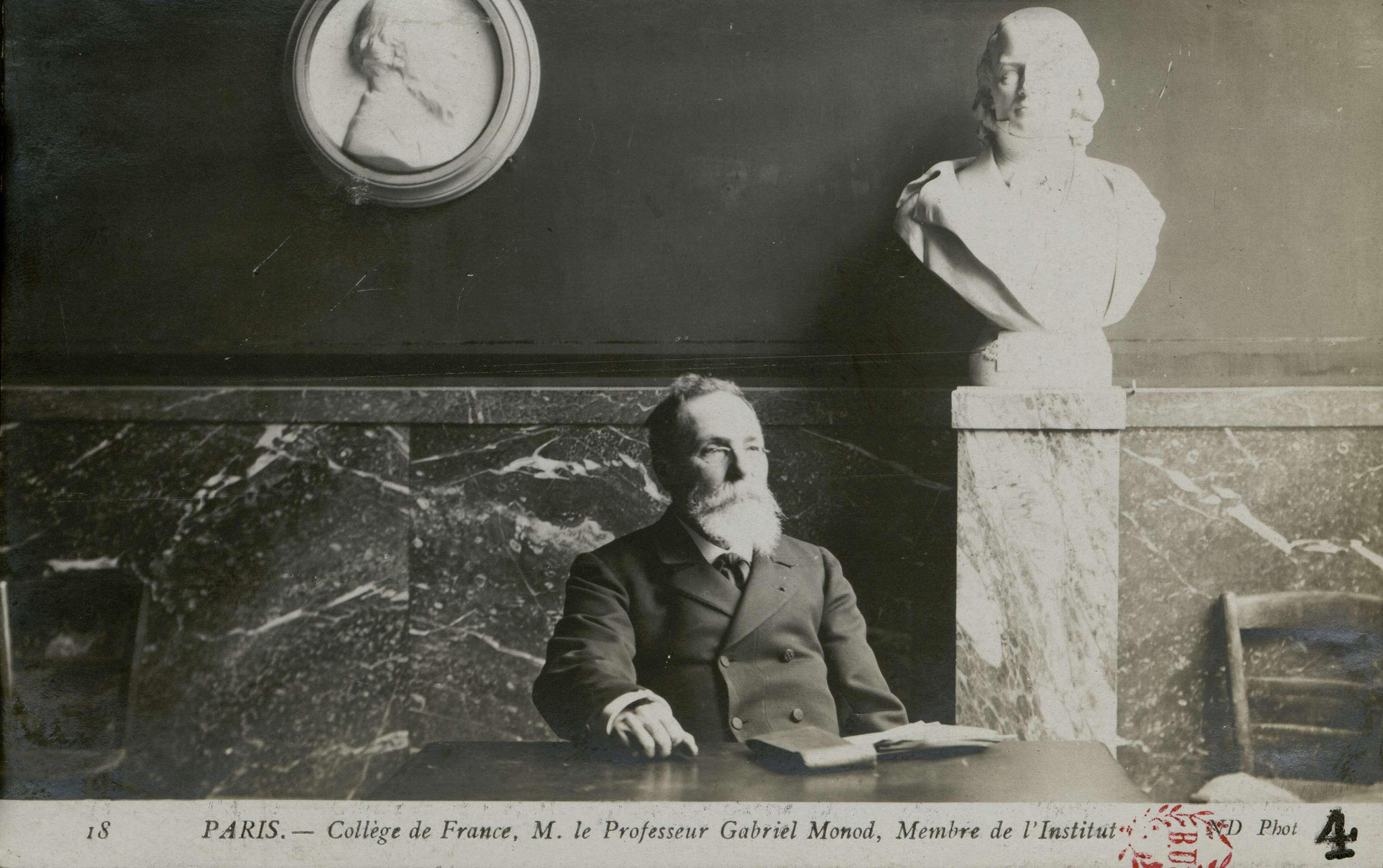 Gabriel Monod