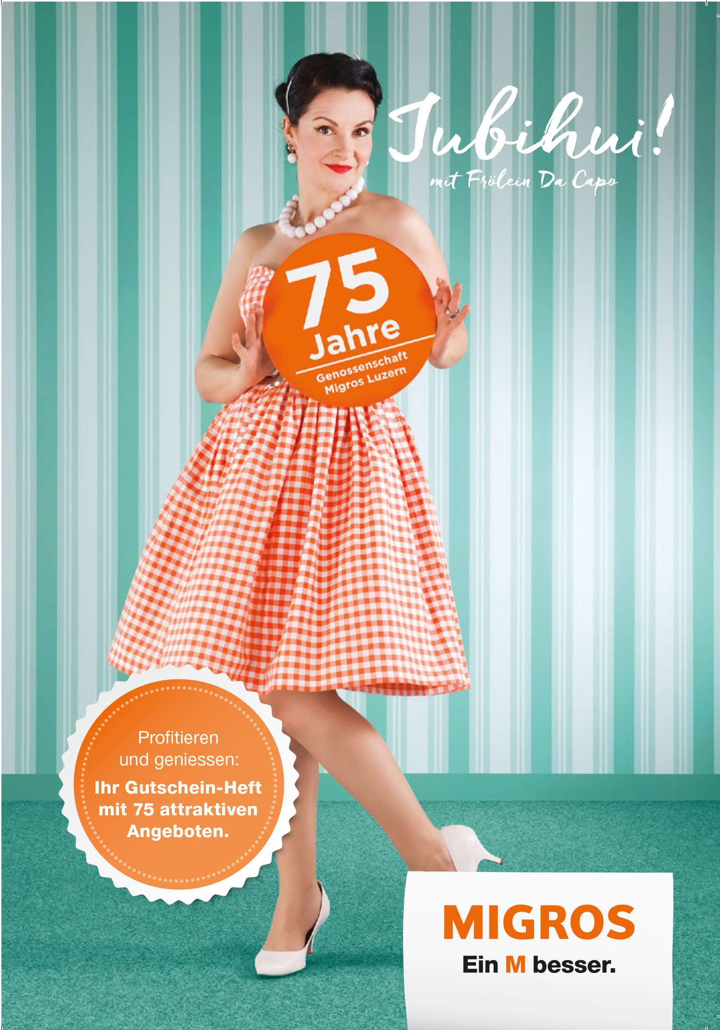 Titelseite Genossenschafter-Rabatt-Booklet