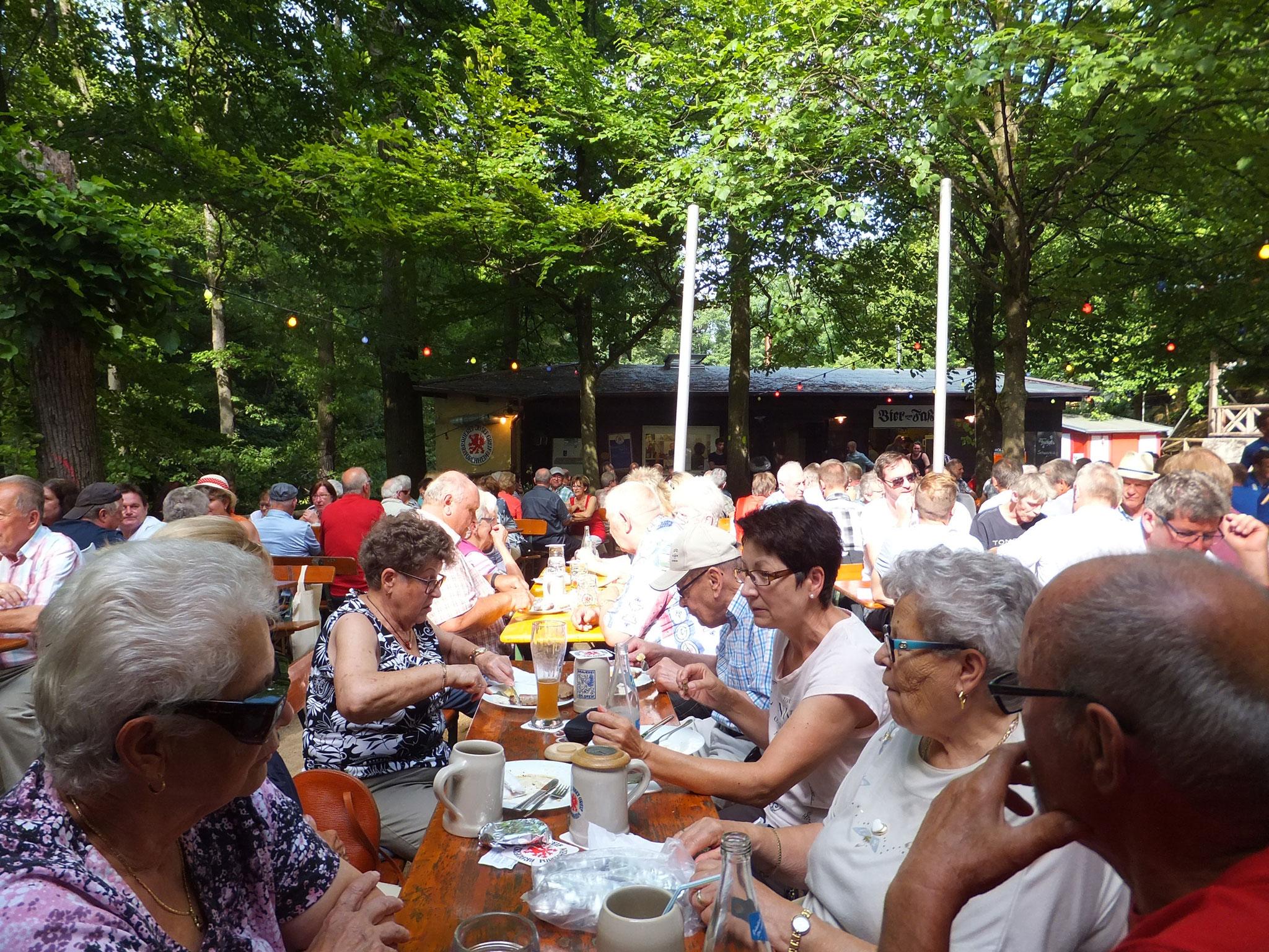 Kellergrillfest Greif 2017