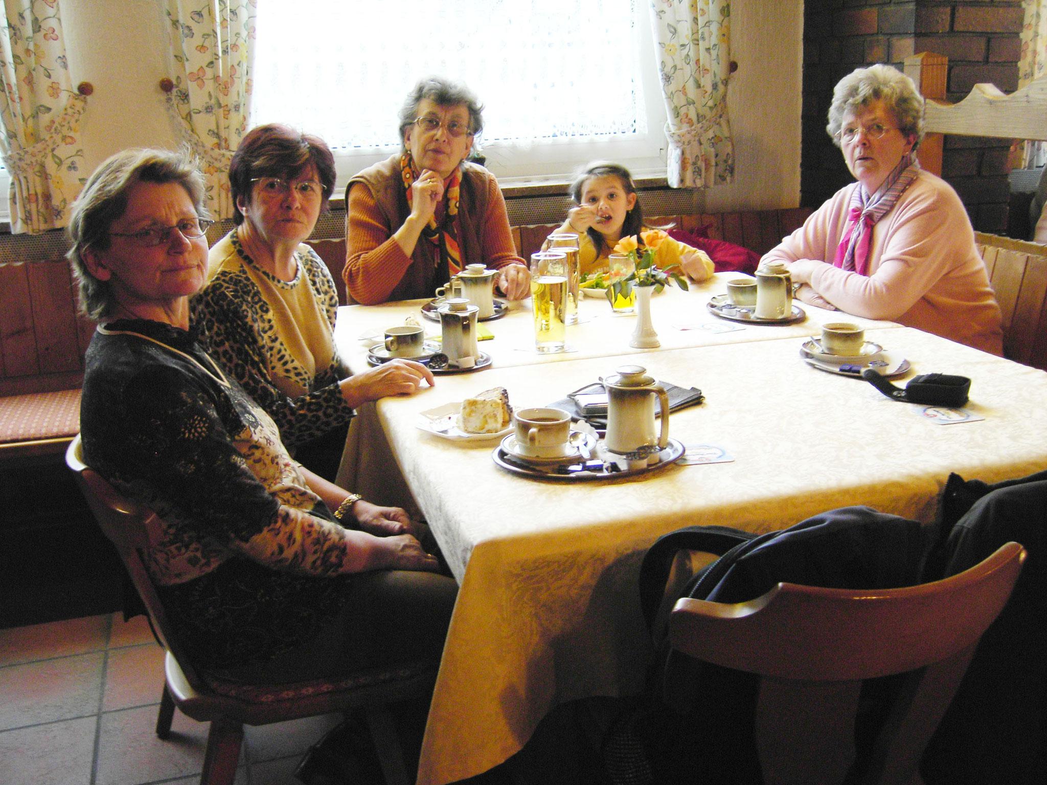 """Frauennachmittag 2007 (jetzt Alles in """"Einem"""")"""