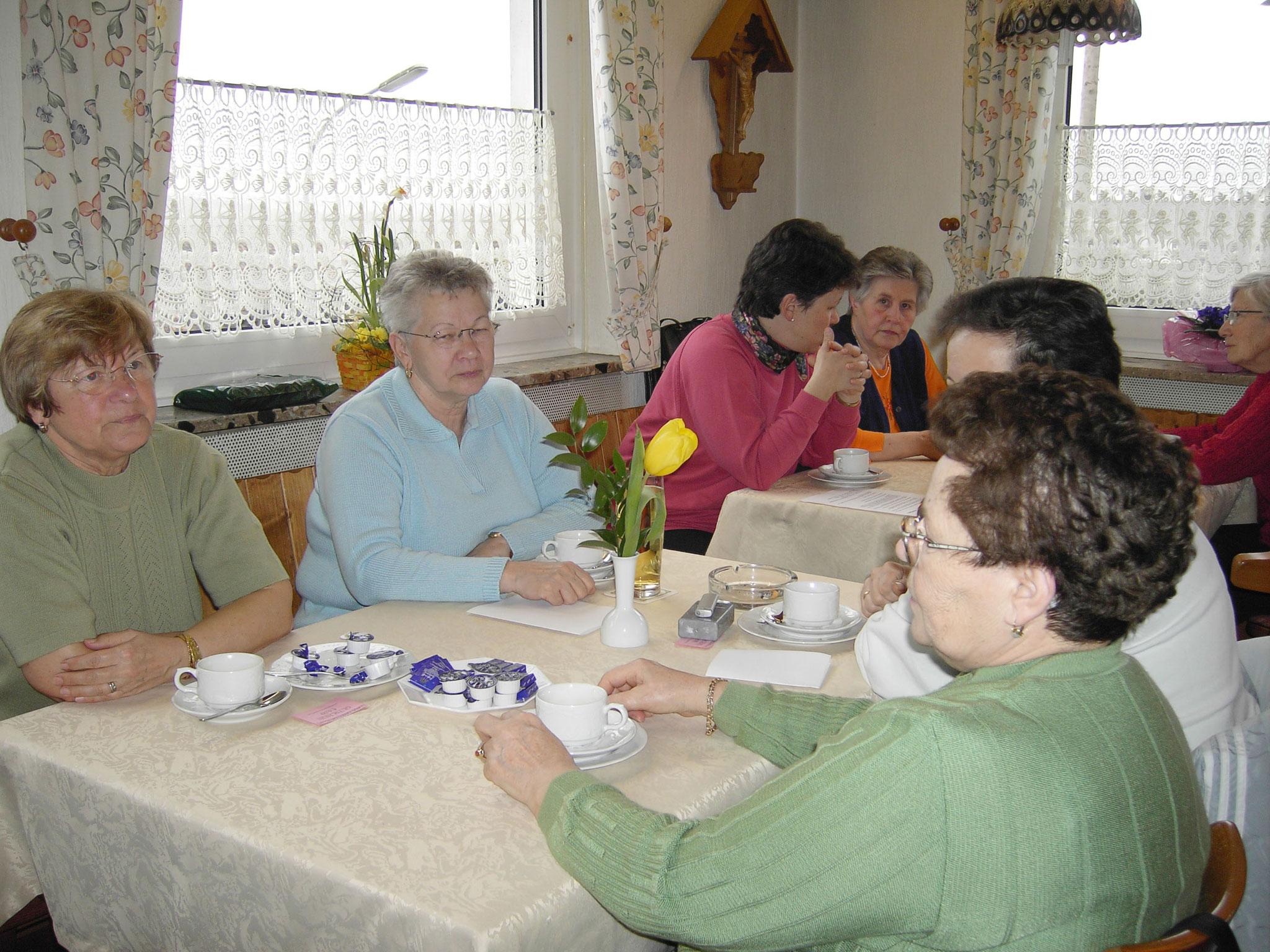 """Frauennachmittag 2006 (jetzt Alles in """"Einem"""")"""