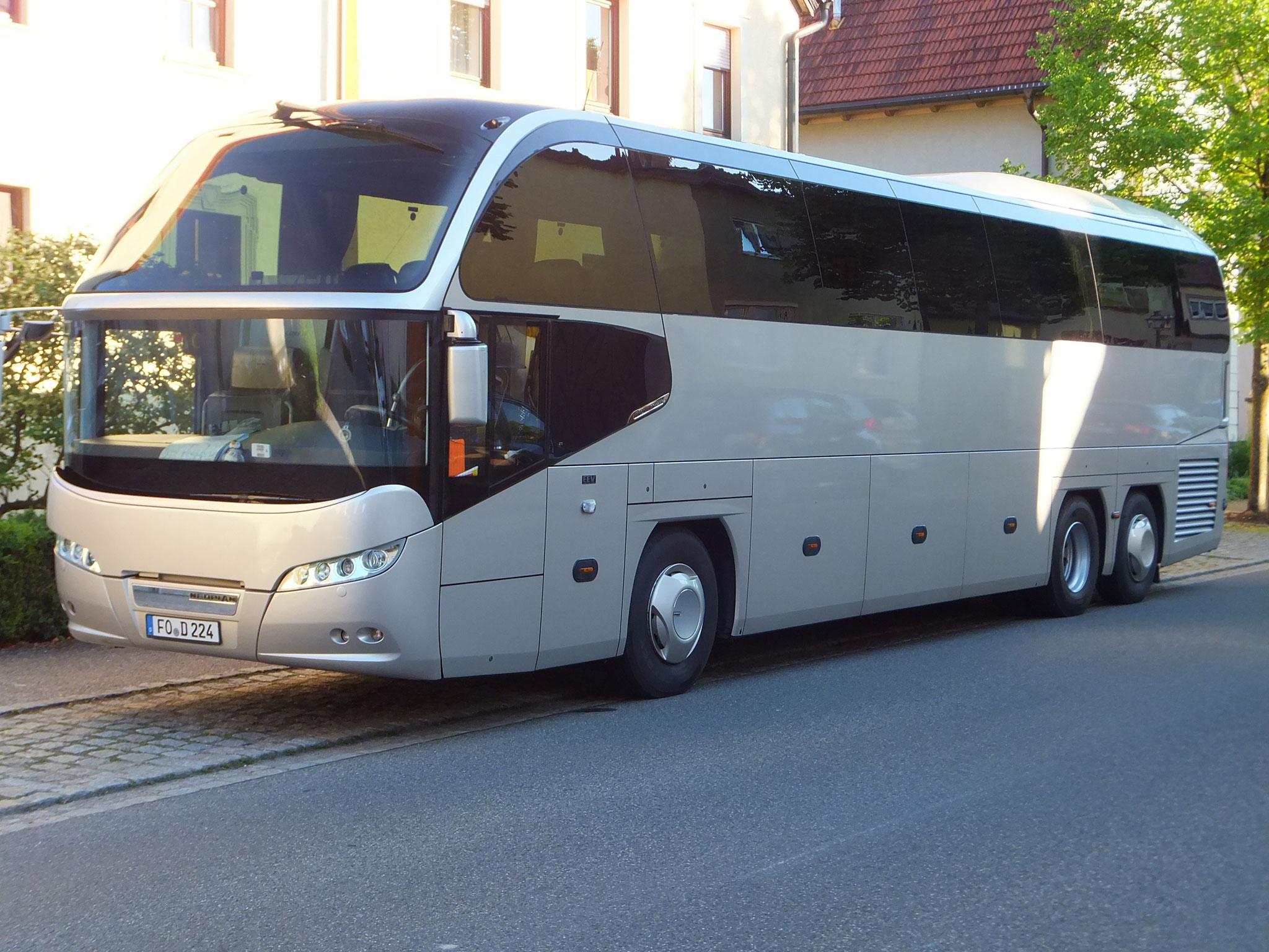 """Beim """"Kram"""" in Wohnfurt"""