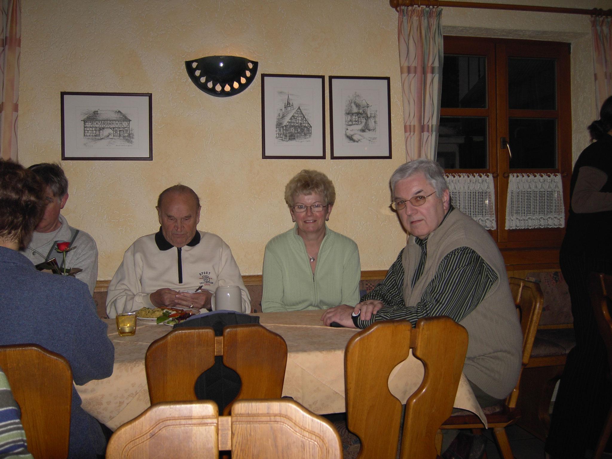 Frühjahrswanderung Rettern 2006