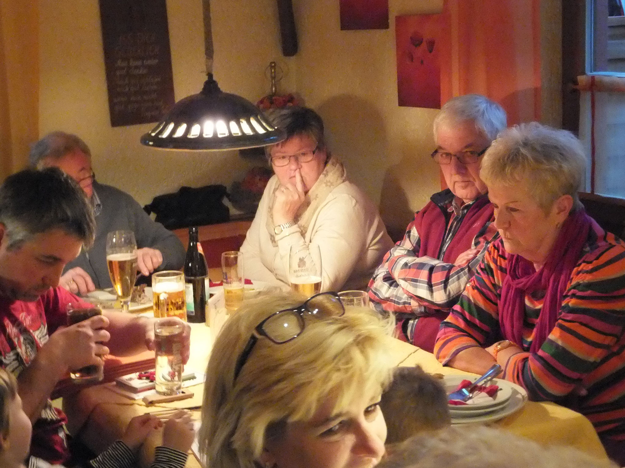 Karpfenpartie Hubert 2017