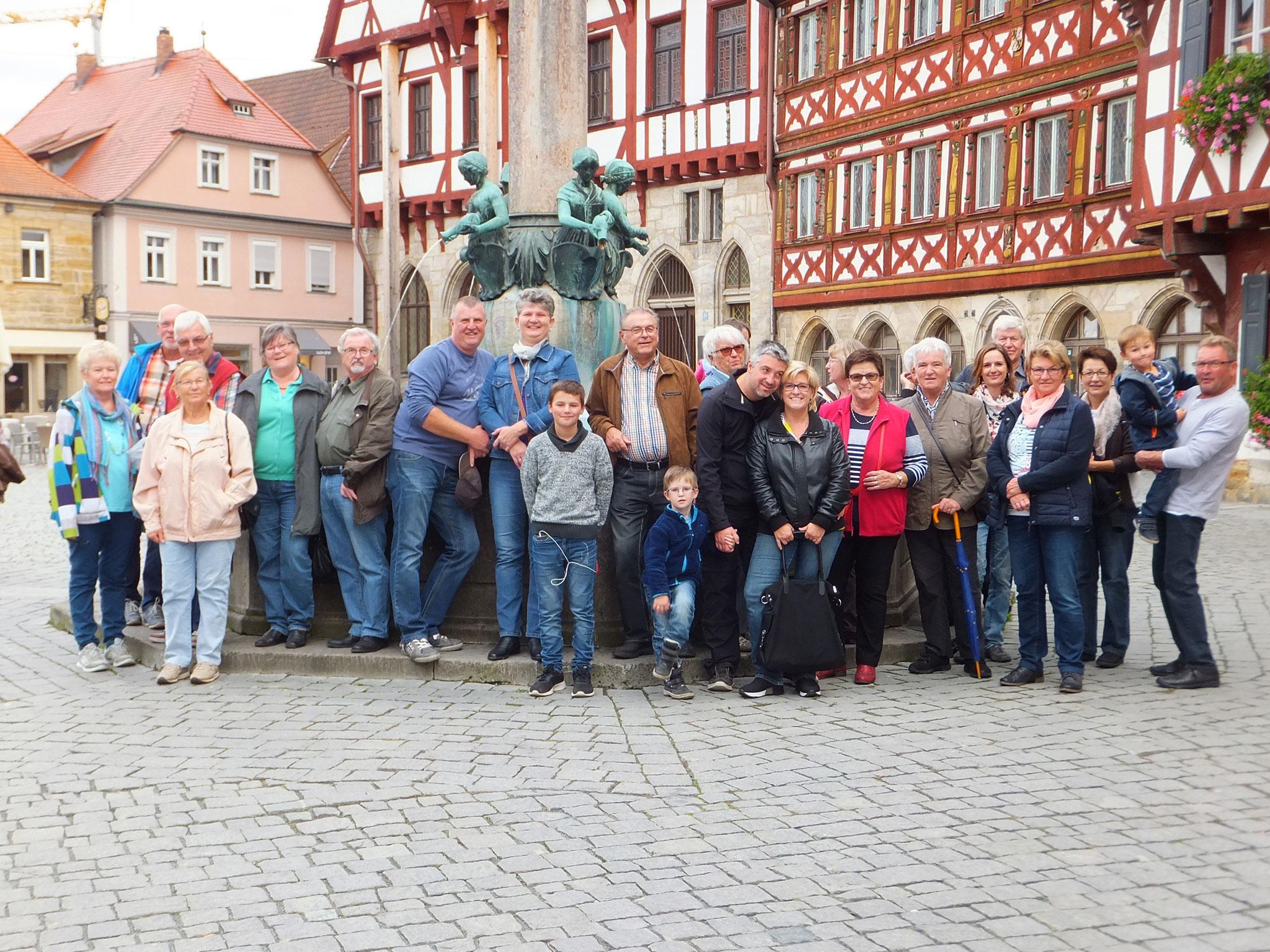 Altstadtwanderung 2017