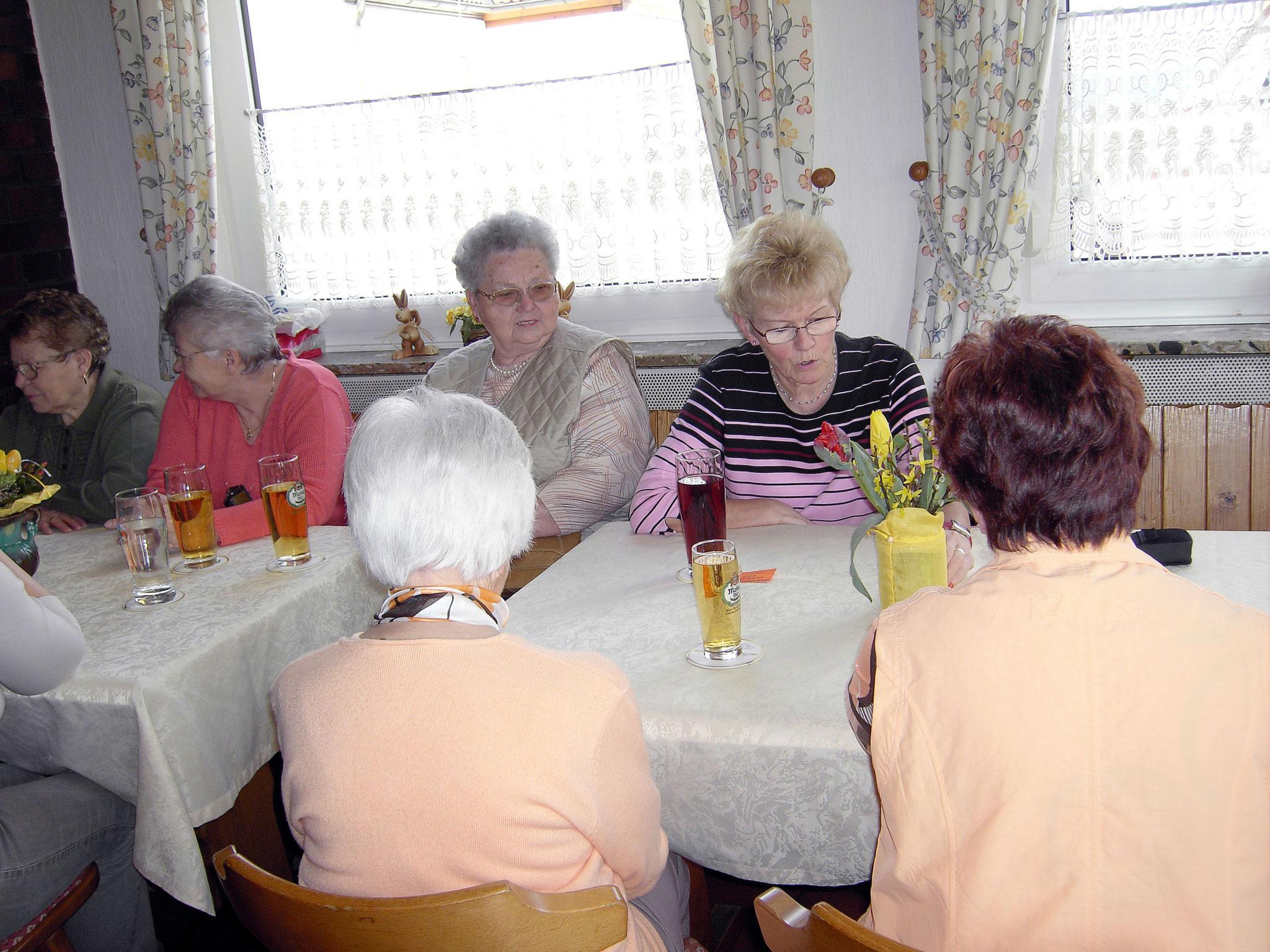 """Frauennachmittag 2008 (jetzt Alles in """"Einem"""")"""