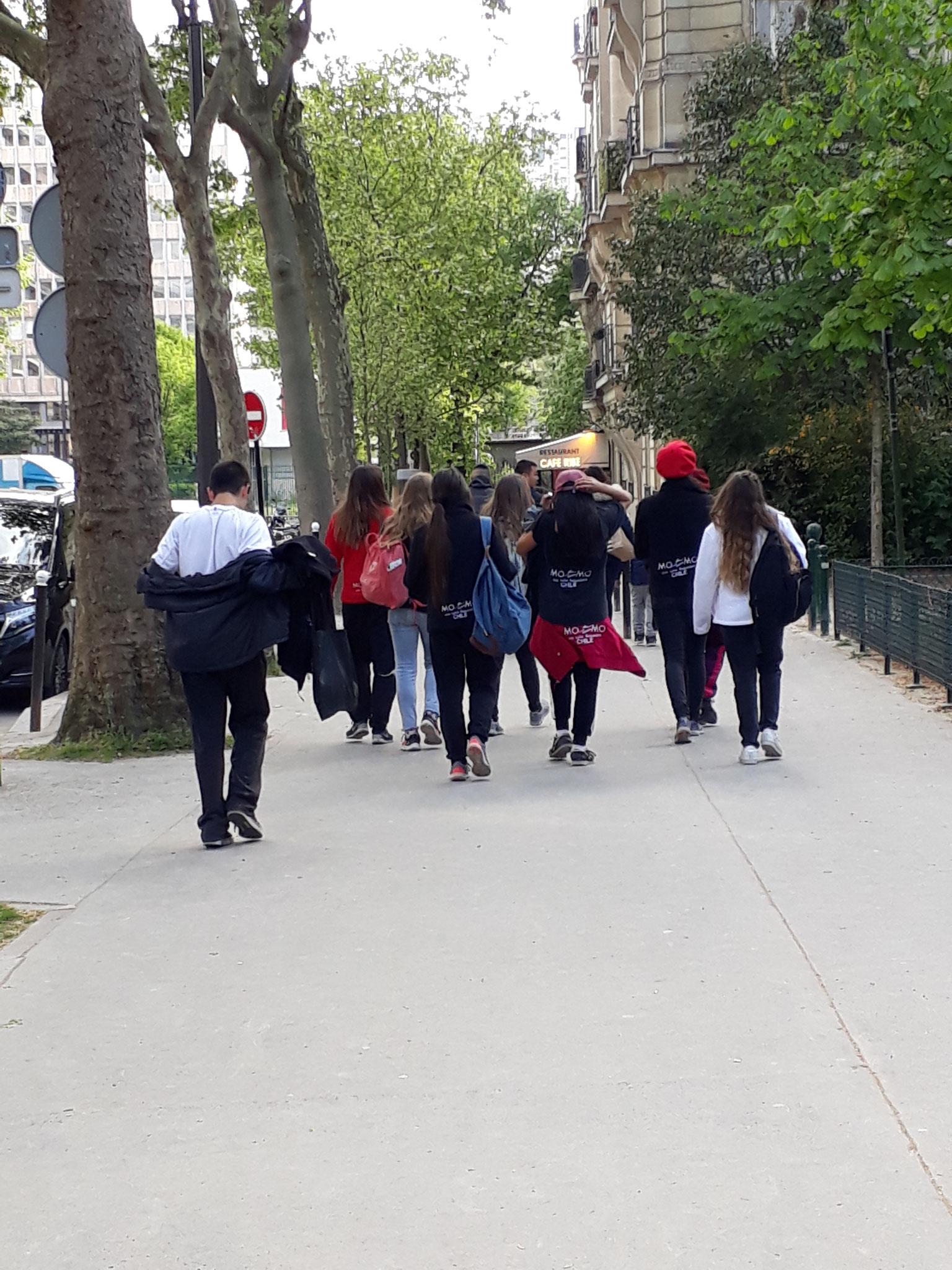 Último día en París Abril 2017