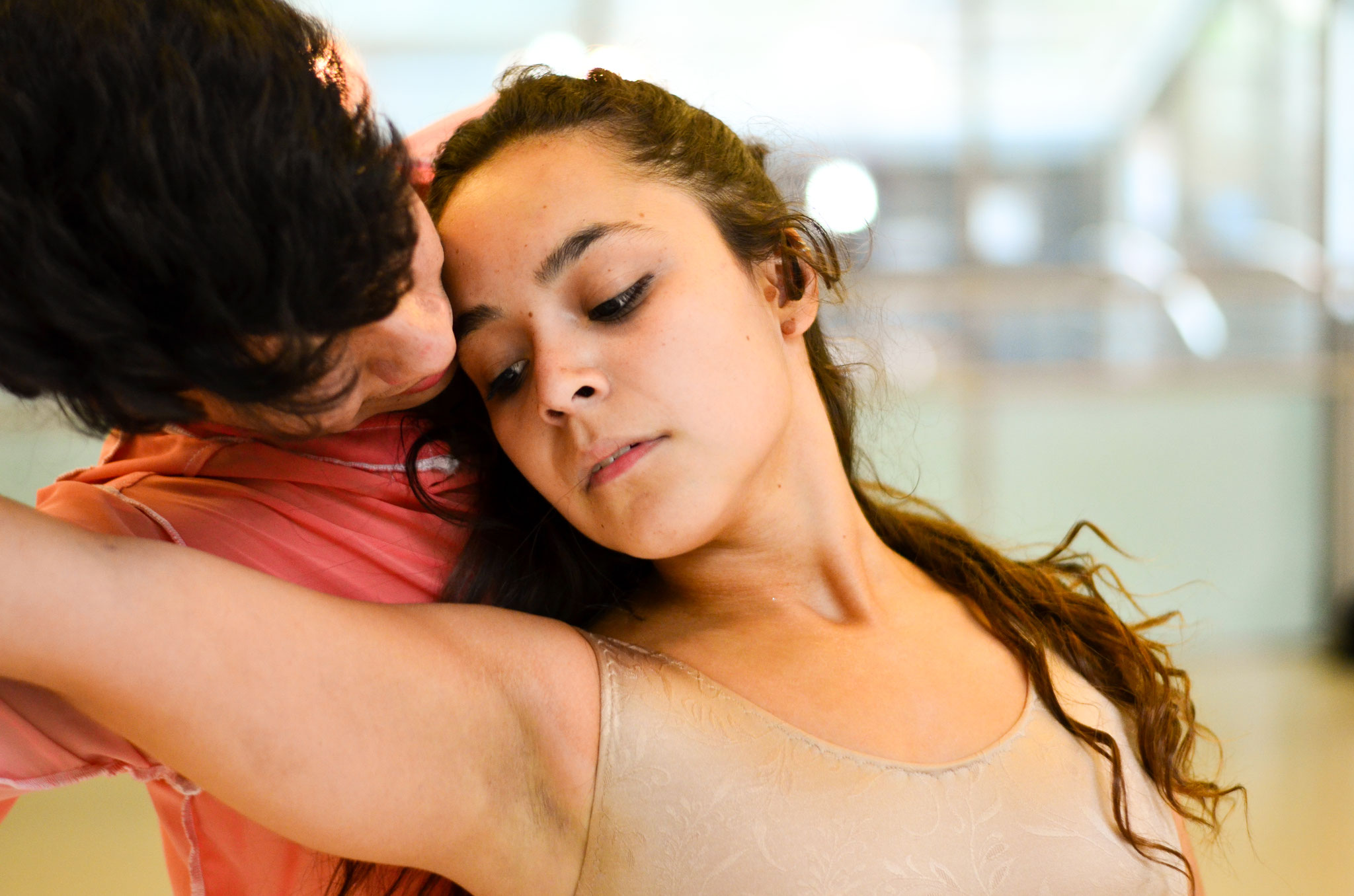 Amanda Torres (18) Cía. Mo-Mo dic, 2014 ensayo, Fotografía Vanessa Blasco