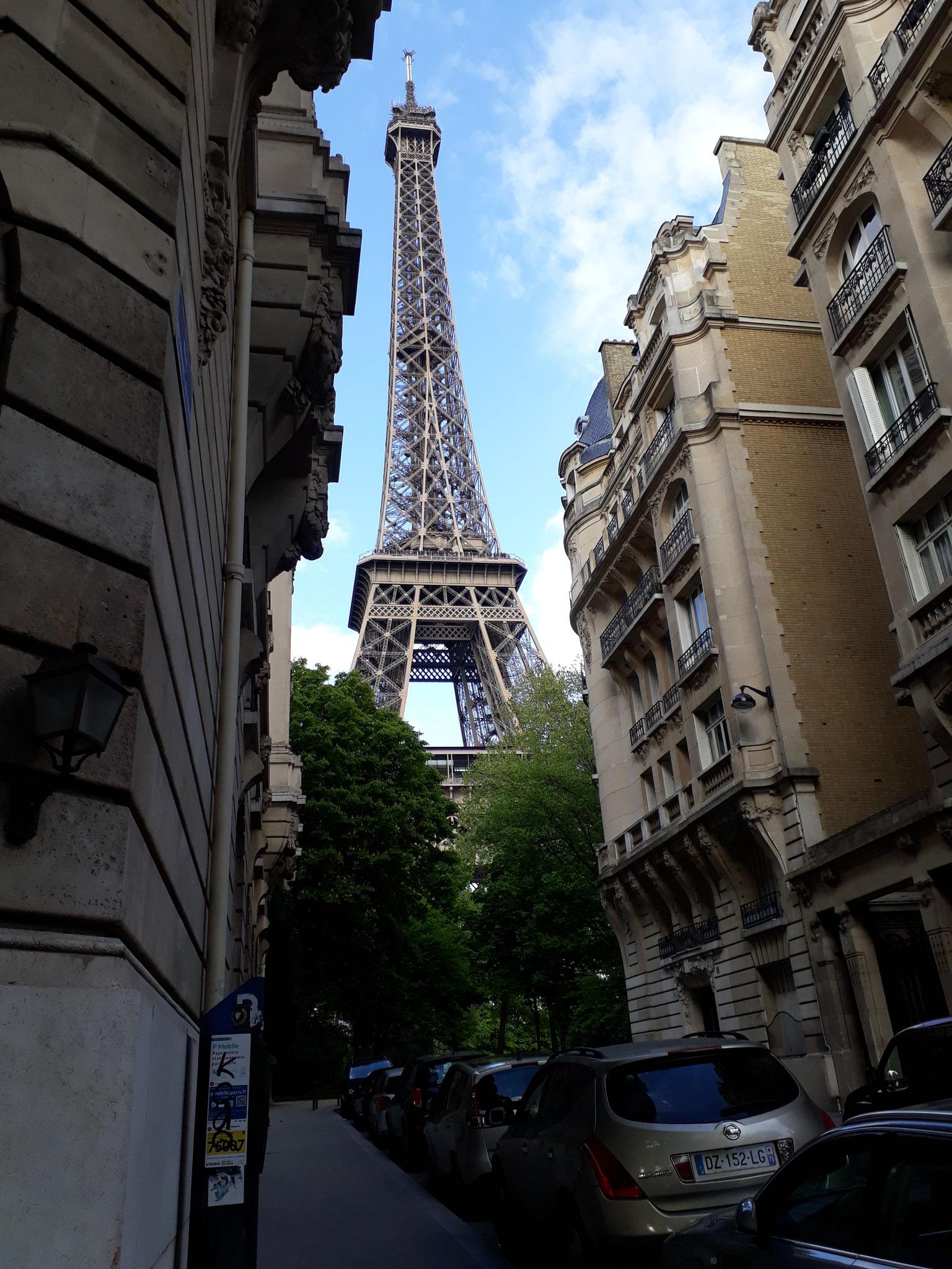 Último día en París Abril2017