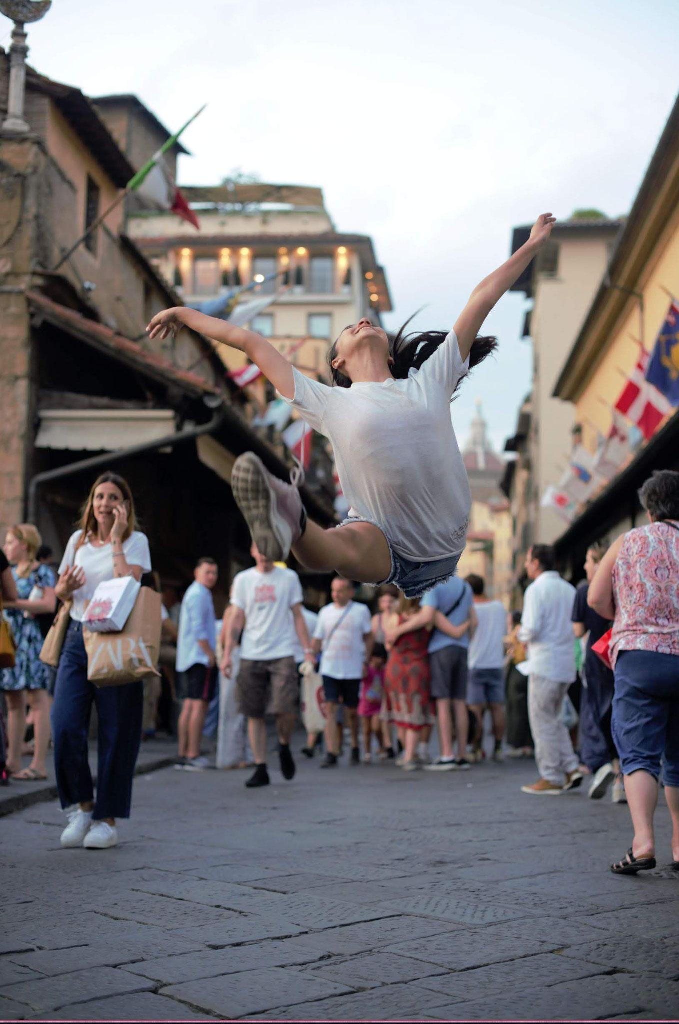 Ponte Vecchio Florencia Italia, 2019