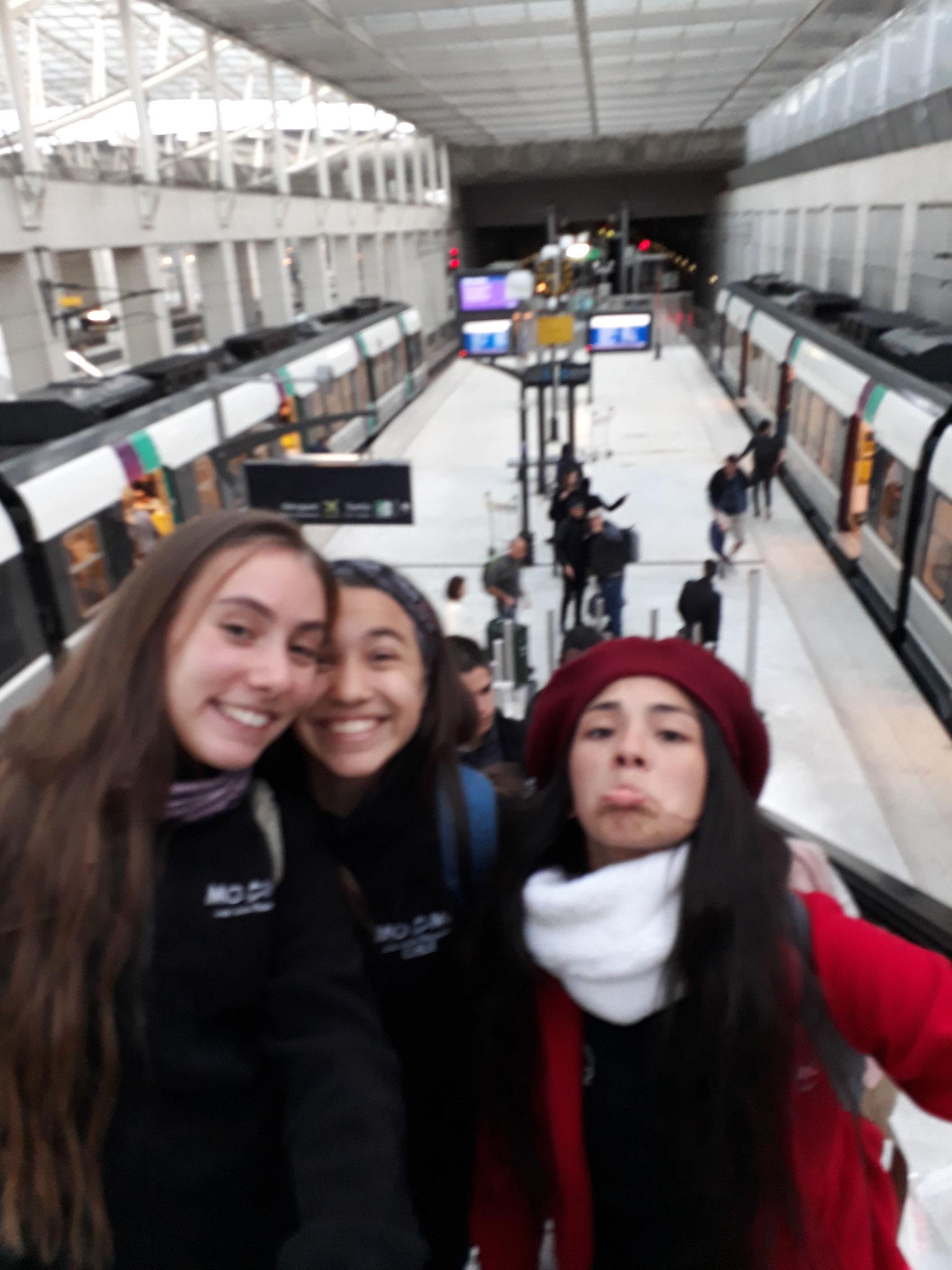 Despedida de París un viaje maravilloso Abril-2017