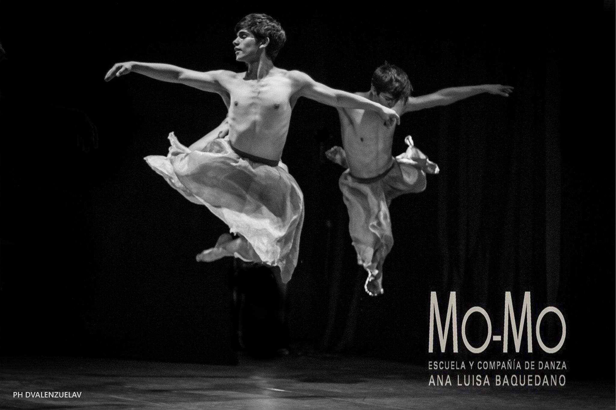 Festival de danza Contemporánea Molex; nov. 2018 / Obra Alma Antigua / PH Daniel Valenzuela Varela