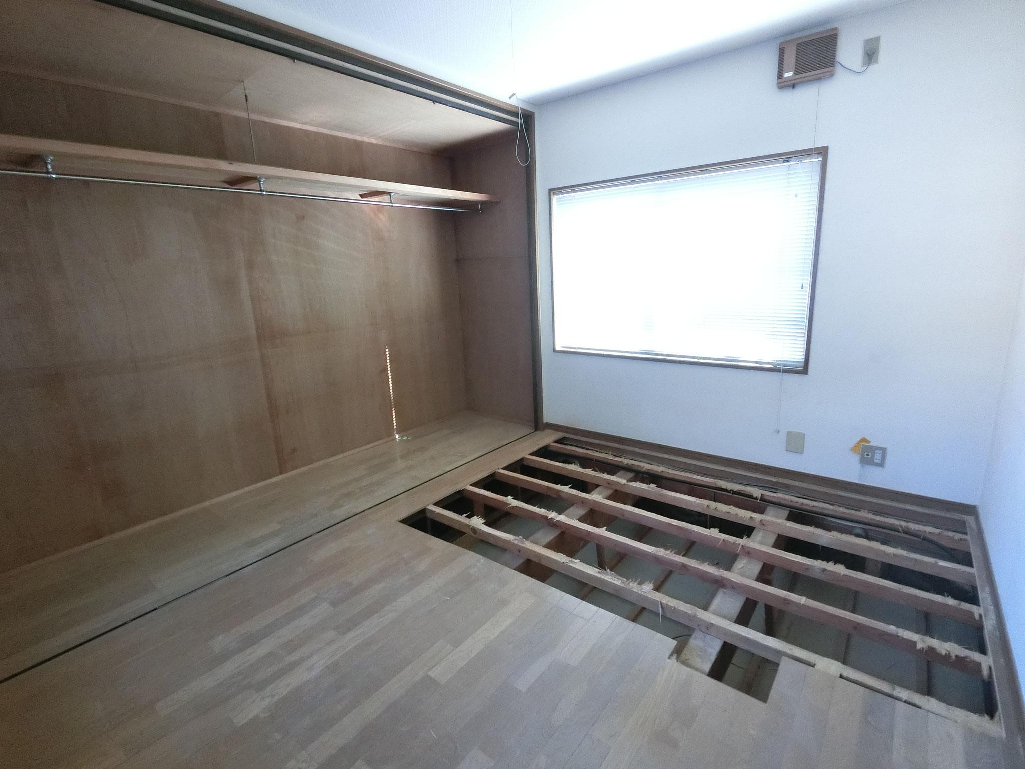 ❶ 2階洋室Befor