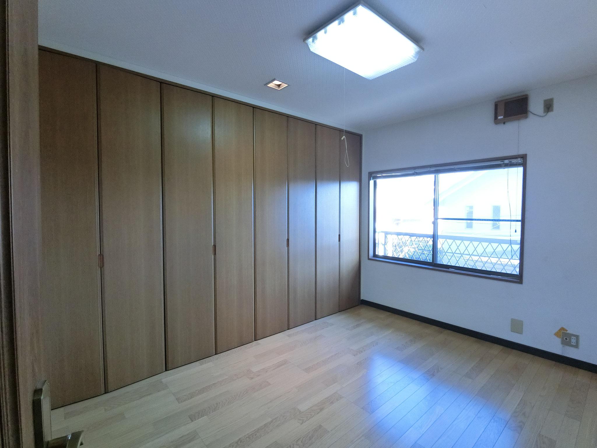 ❶ 2階洋室After