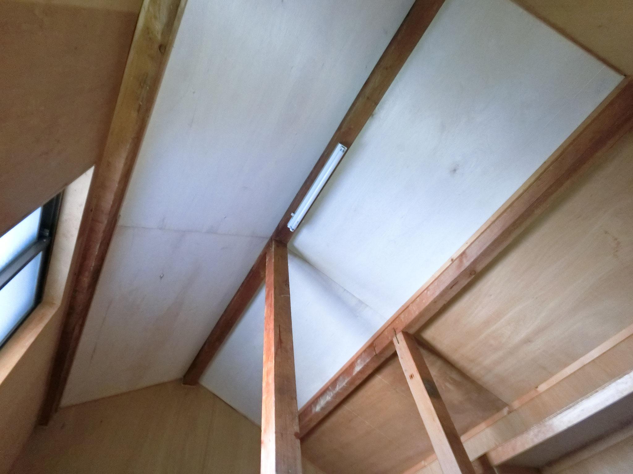 ❺ 小屋裏収納スペースAfter
