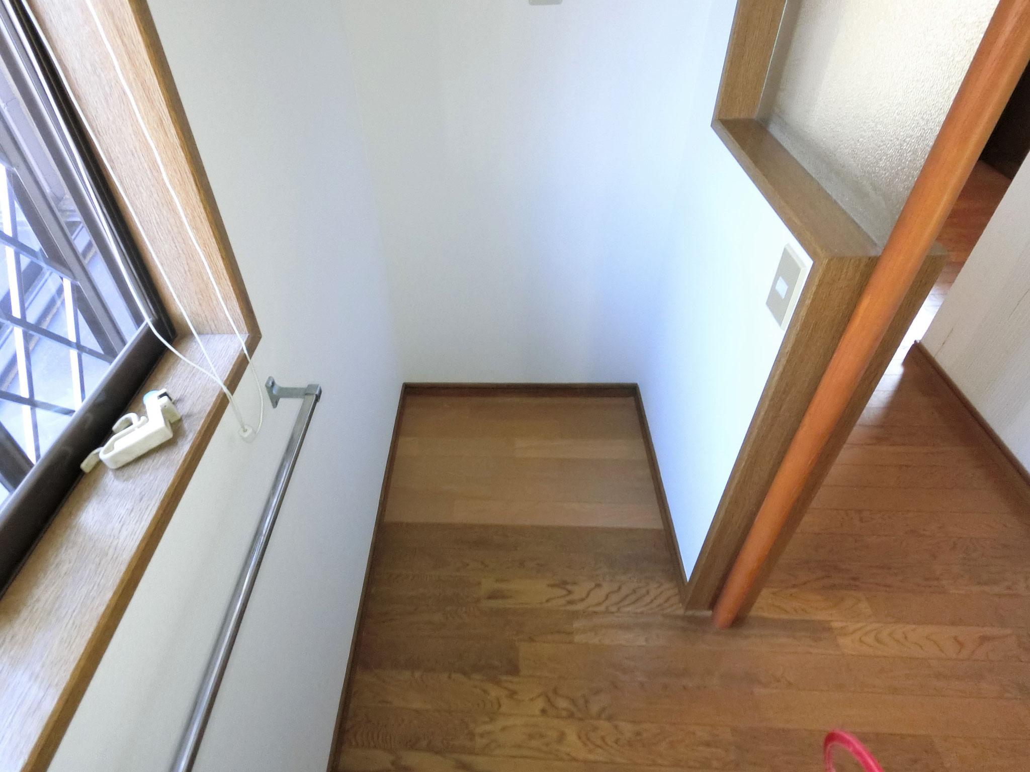 ❷ 2階洗面台After