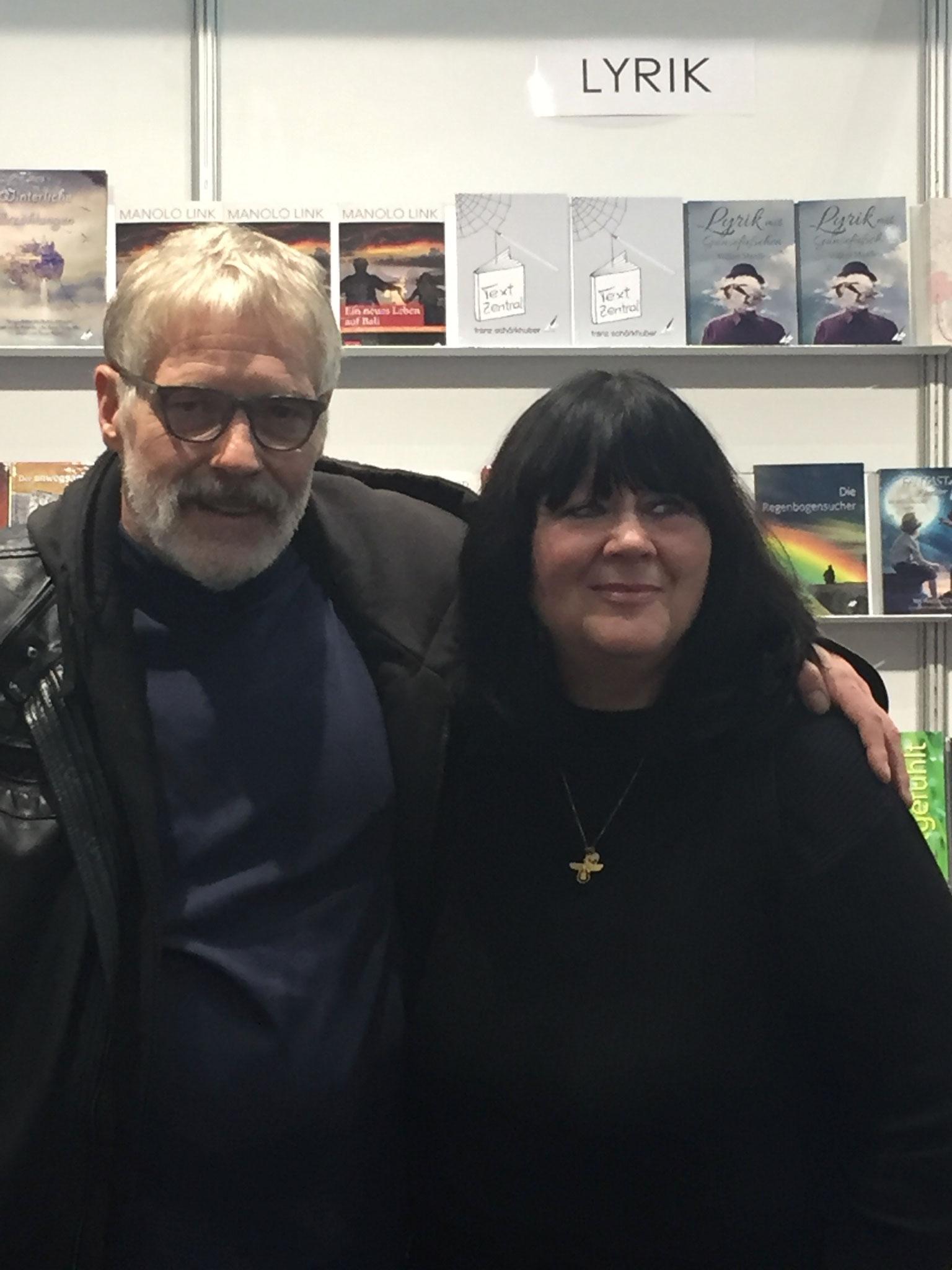 Martin Urbanek und Barbara Naziri