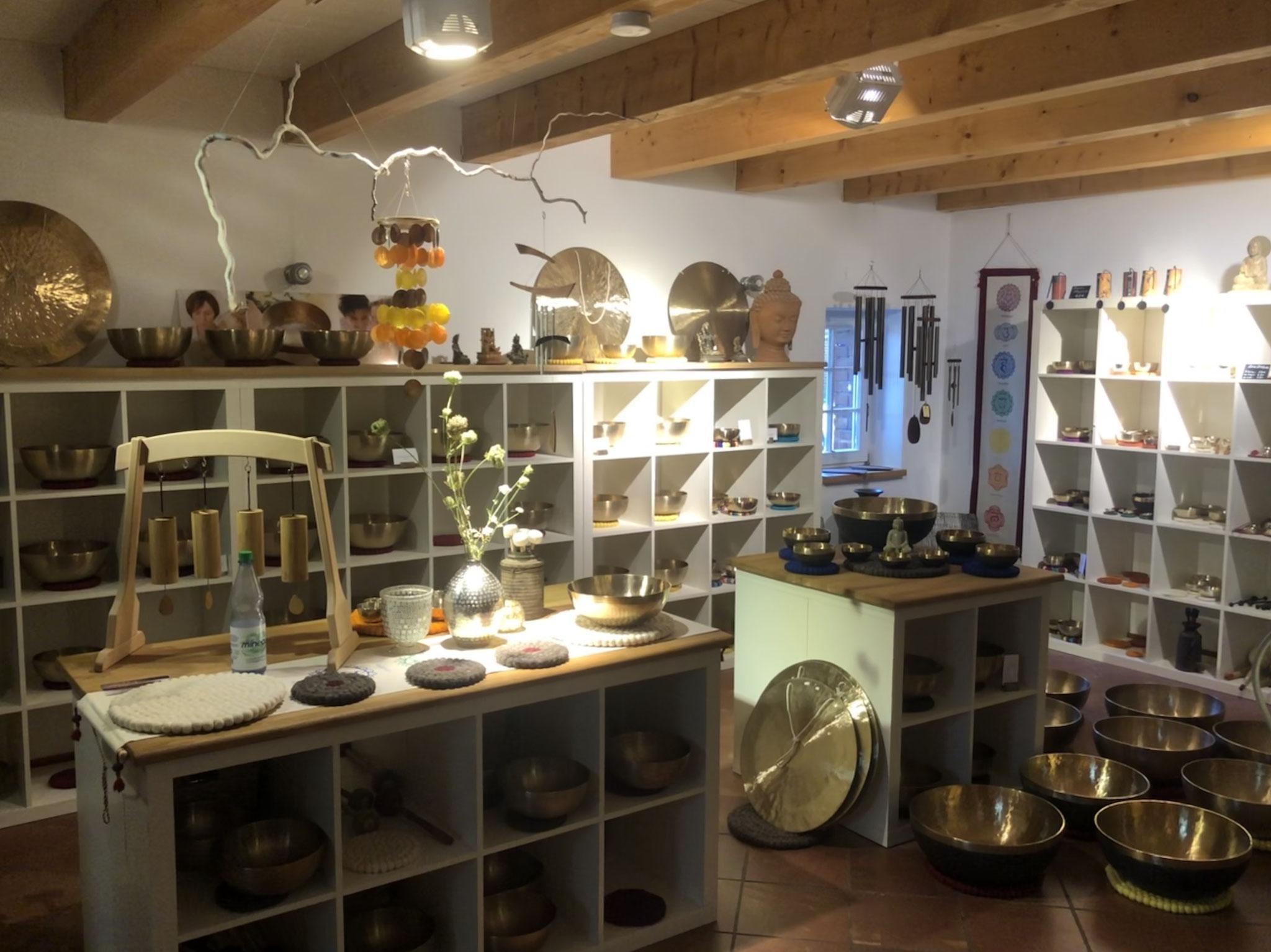 Klangschalen Shop