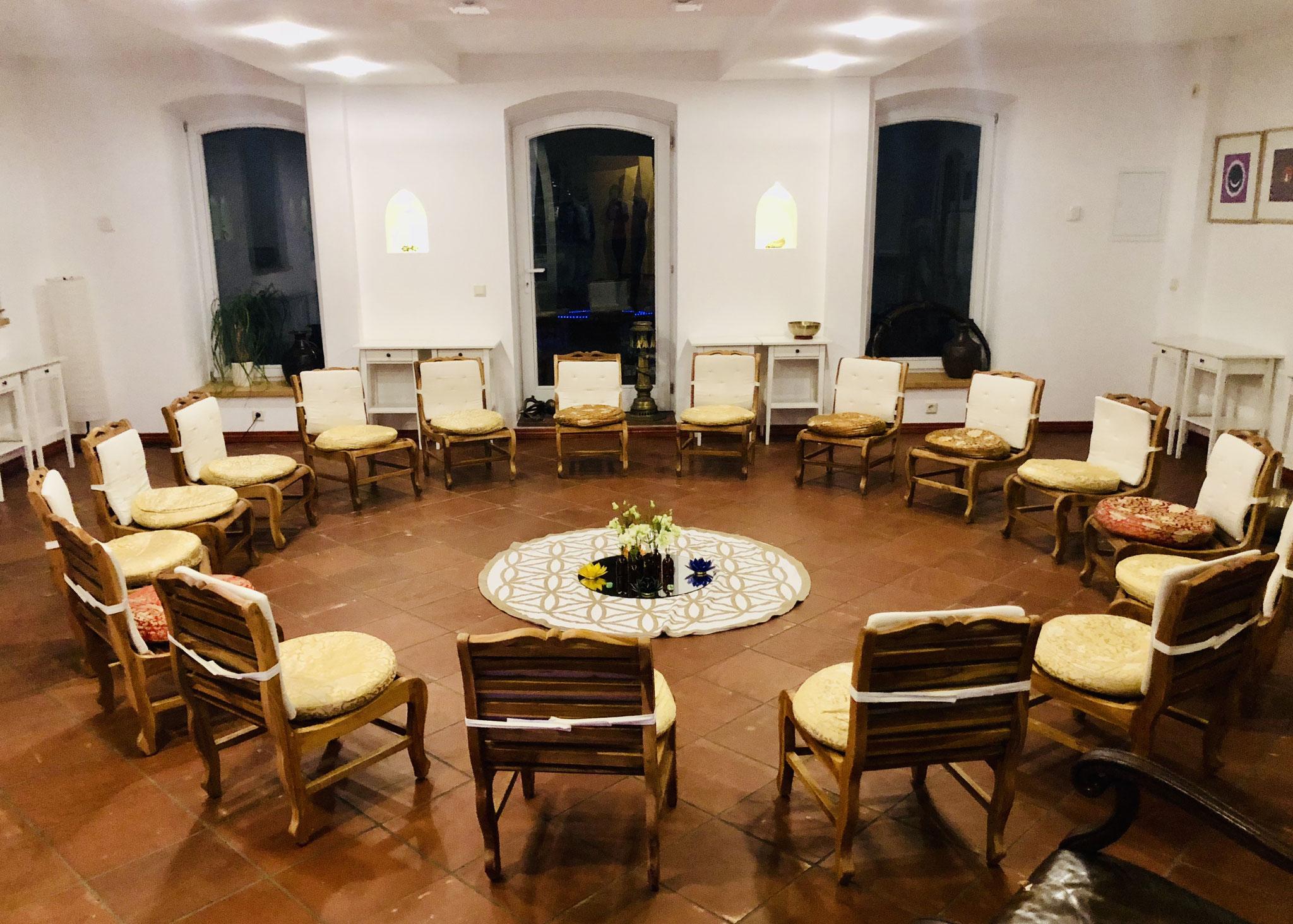 Seminarraum Schweringen
