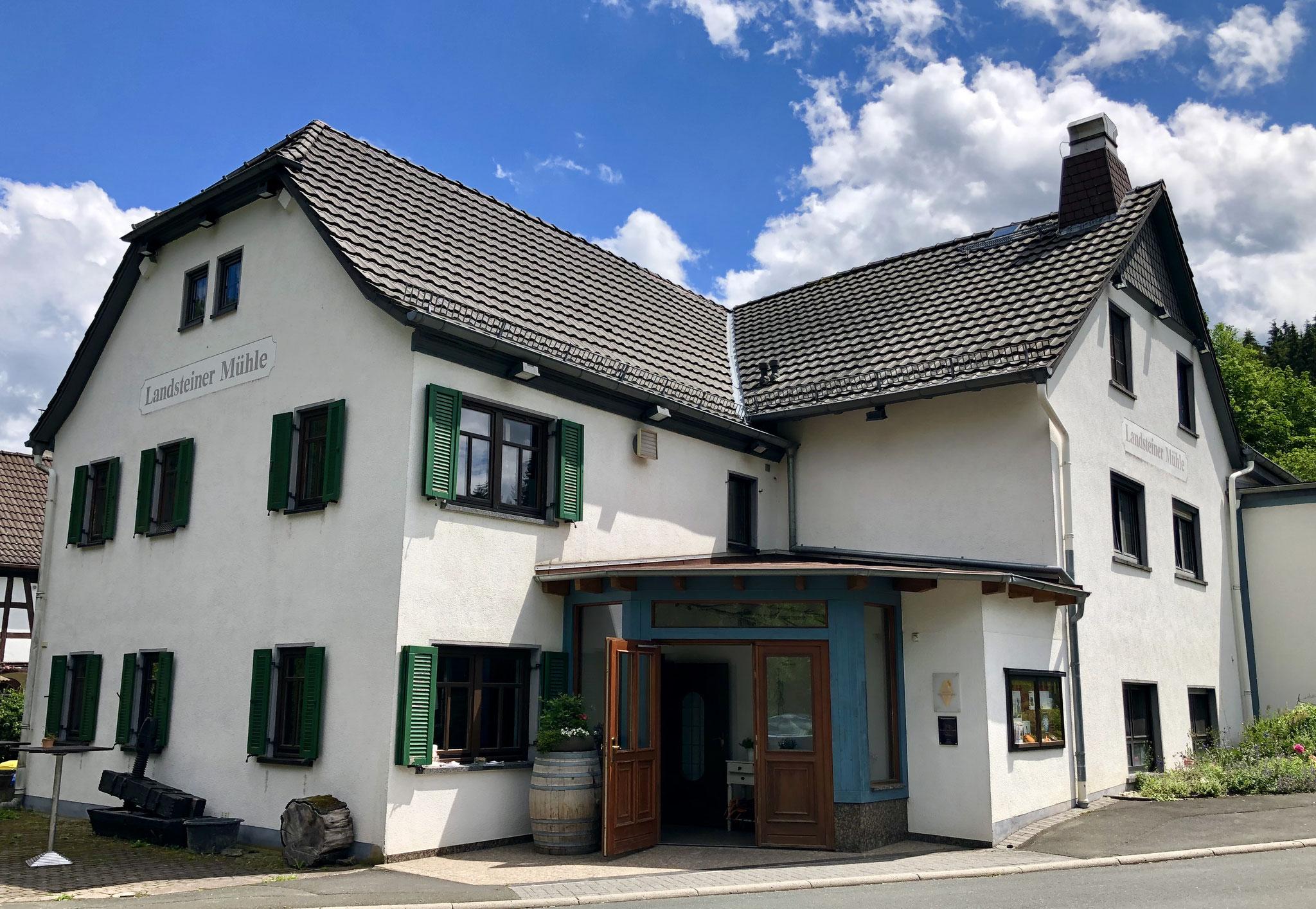 Seminarhaus Landsteiner Mühle