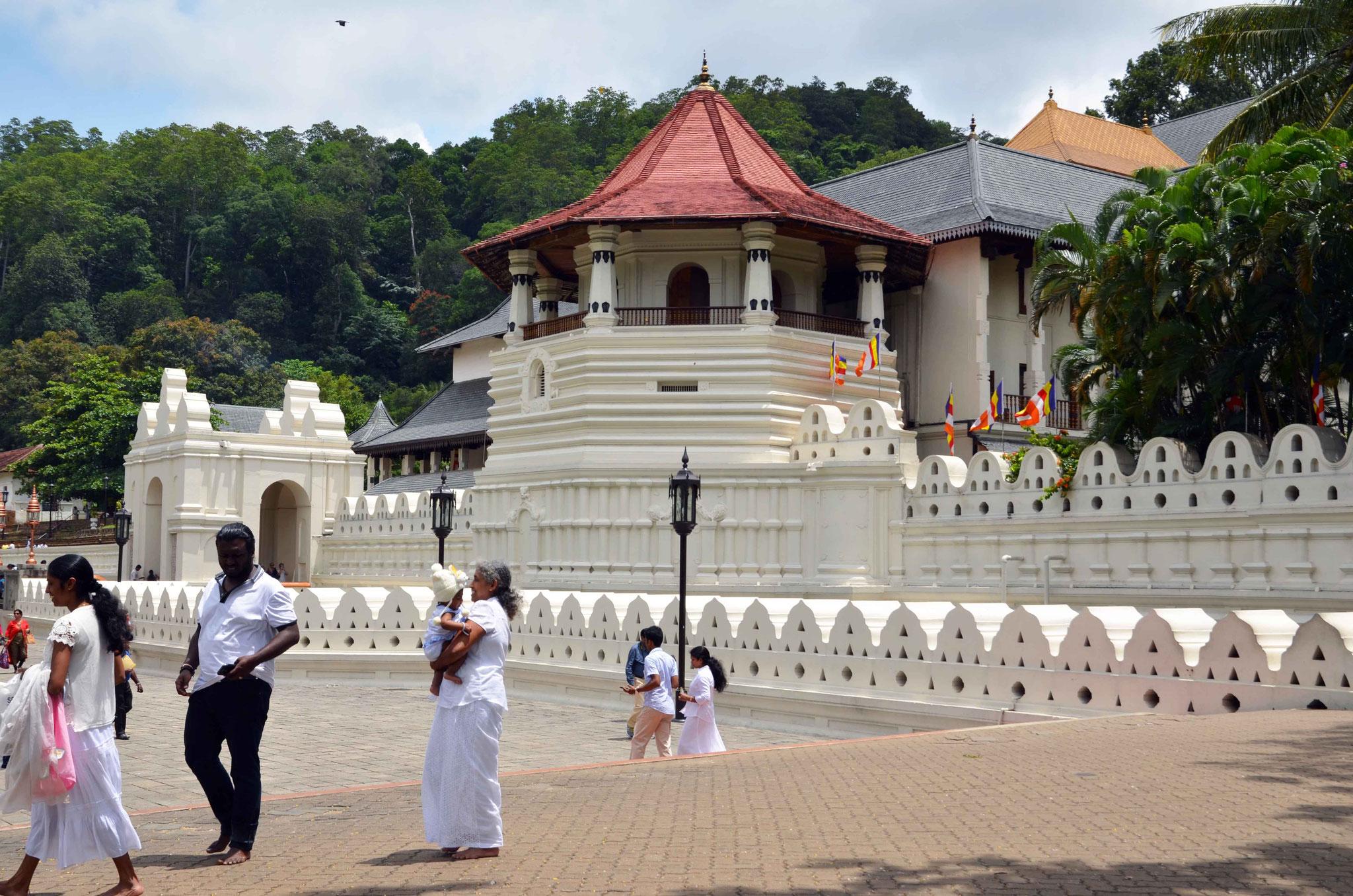 Sri Lanka Reise Kandy