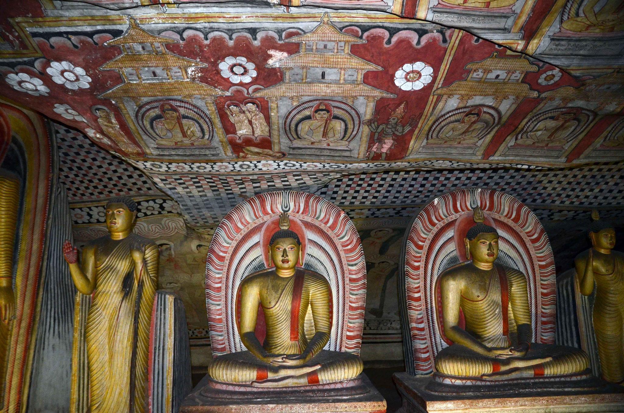 Sri Lanka Reise Dambulla